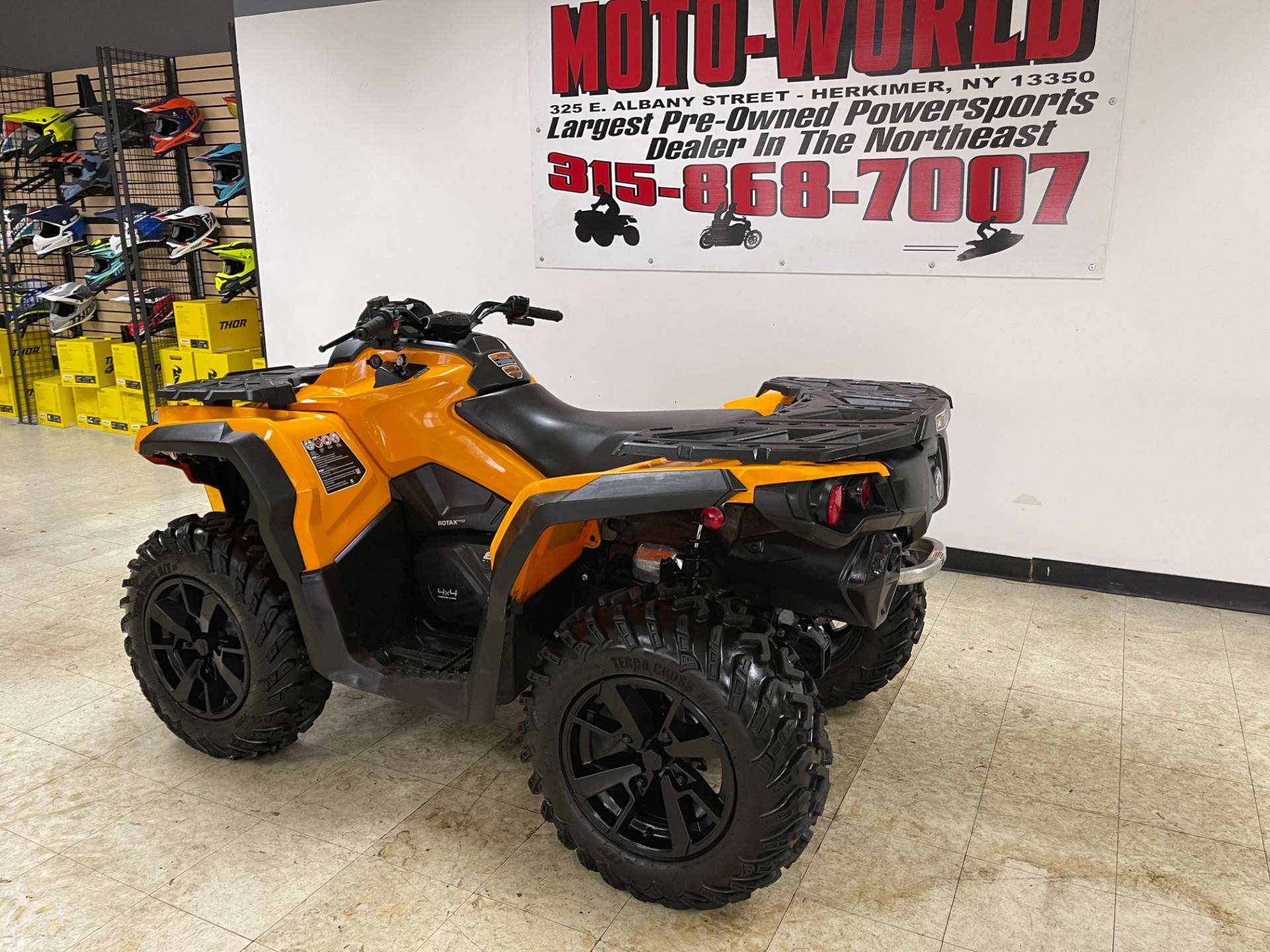 2019 Can-Am Outlander DPS 850 in Herkimer, New York - Photo 3