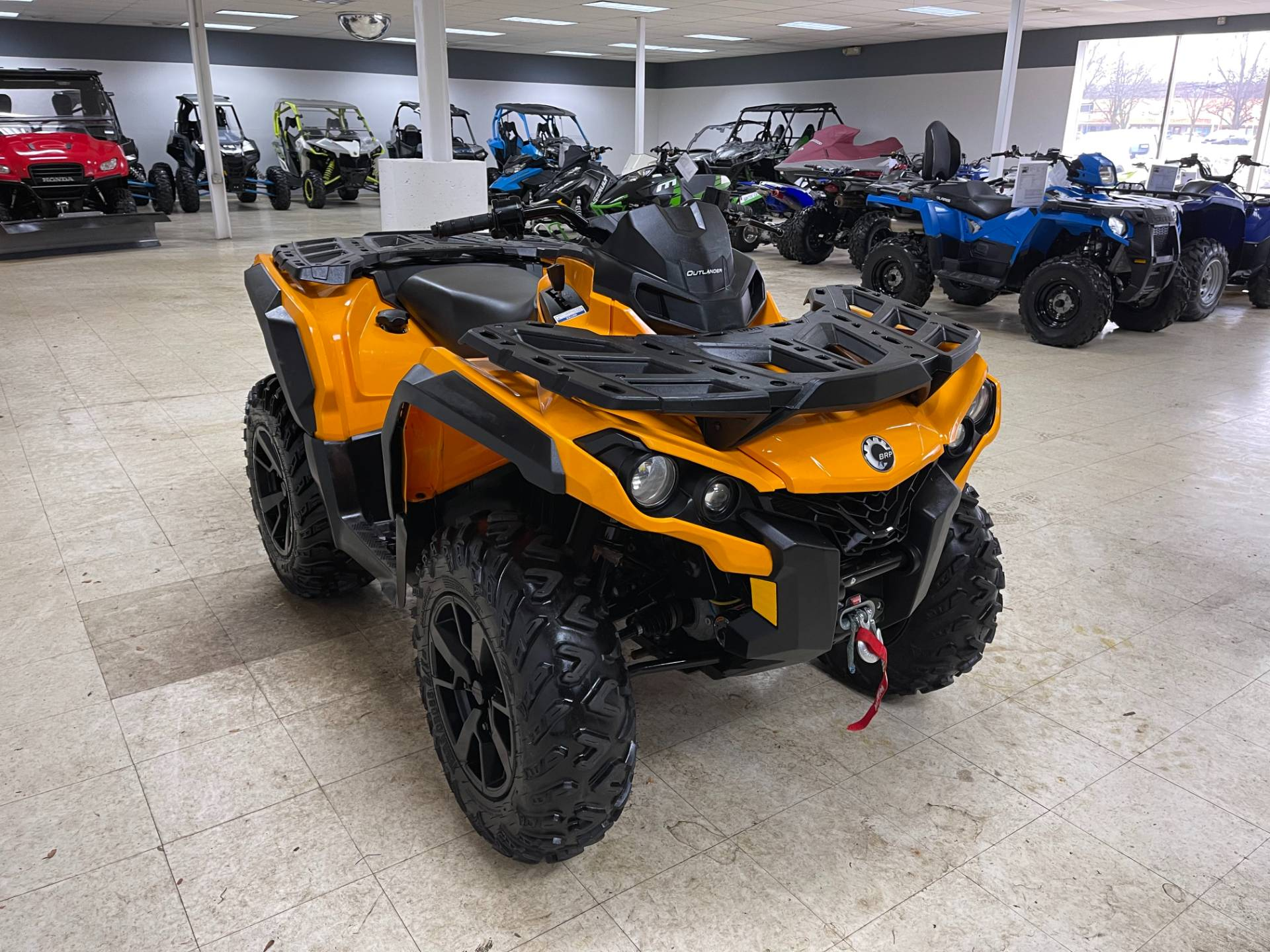 2019 Can-Am Outlander DPS 850 in Herkimer, New York - Photo 8