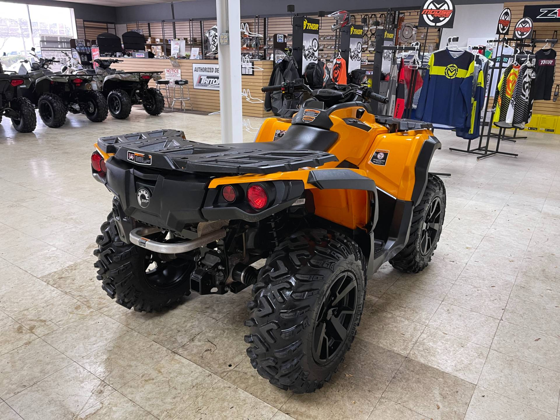2019 Can-Am Outlander DPS 850 in Herkimer, New York - Photo 11