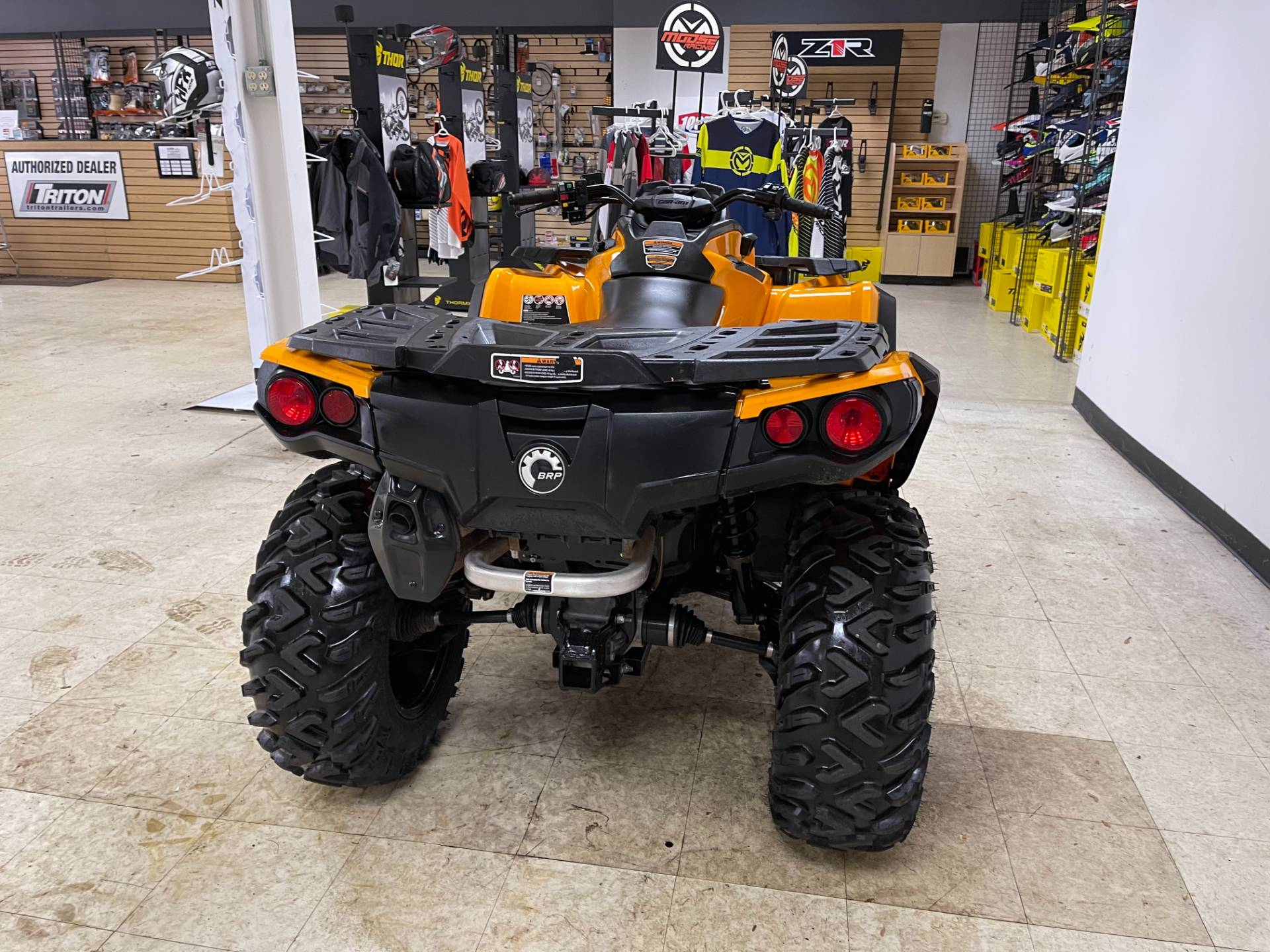2019 Can-Am Outlander DPS 850 in Herkimer, New York - Photo 13