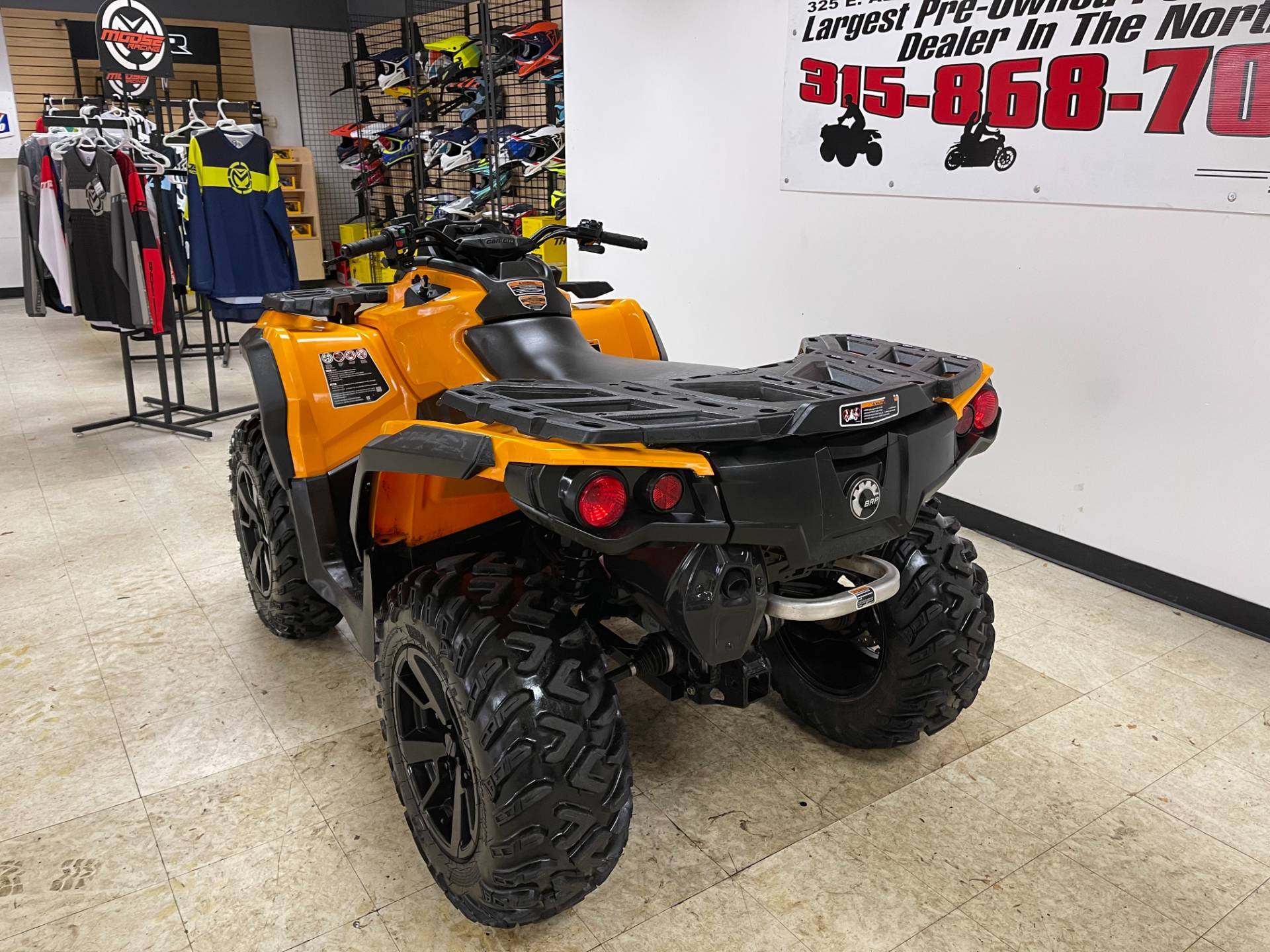 2019 Can-Am Outlander DPS 850 in Herkimer, New York - Photo 14