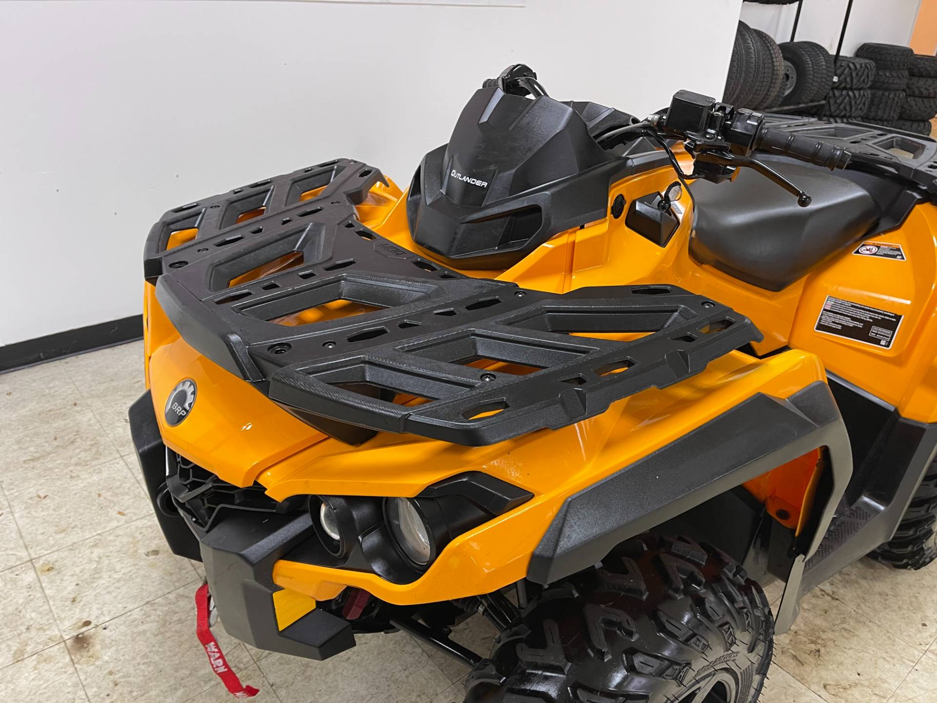 2019 Can-Am Outlander DPS 850 in Herkimer, New York - Photo 19