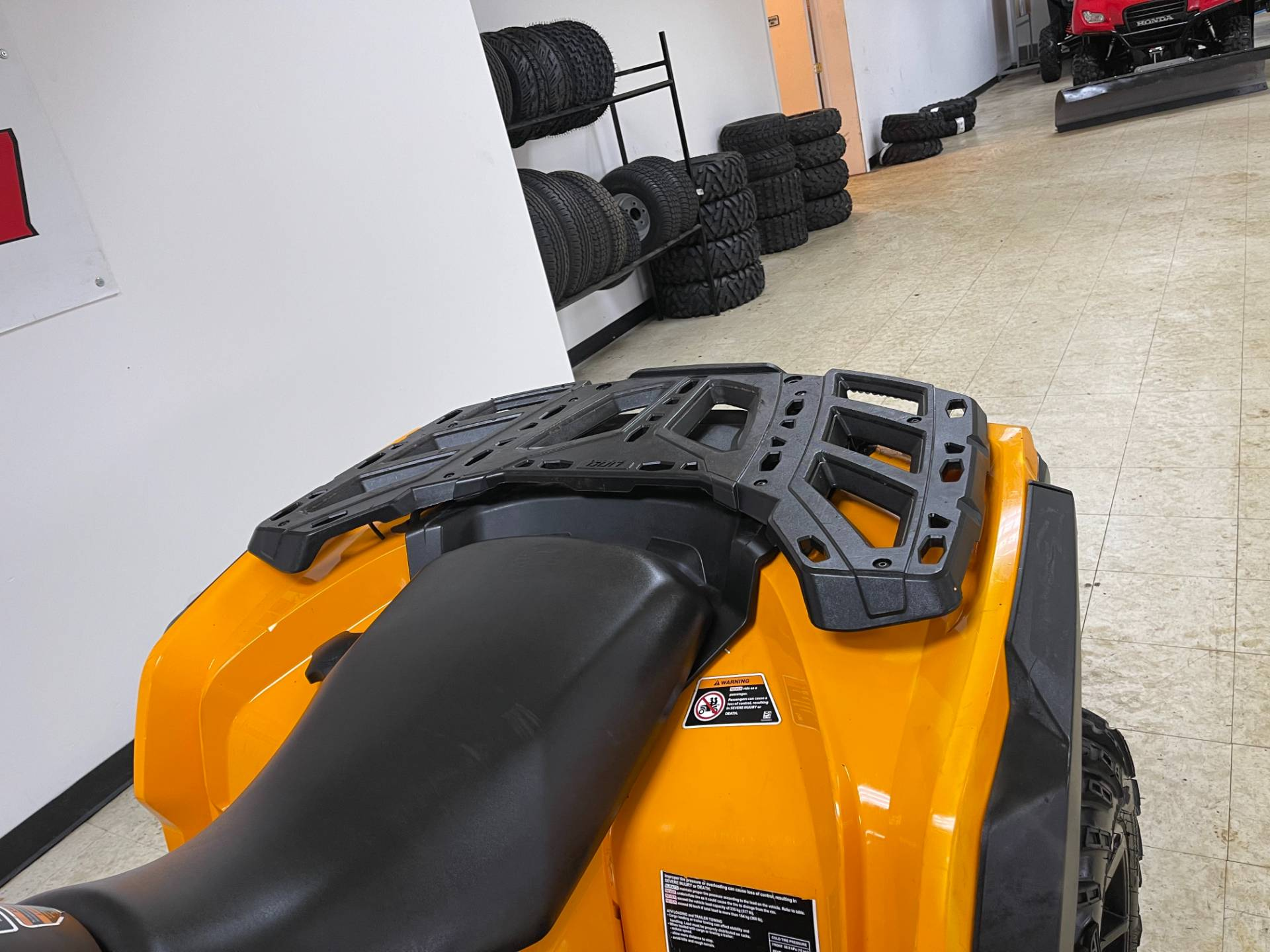 2019 Can-Am Outlander DPS 850 in Herkimer, New York - Photo 21