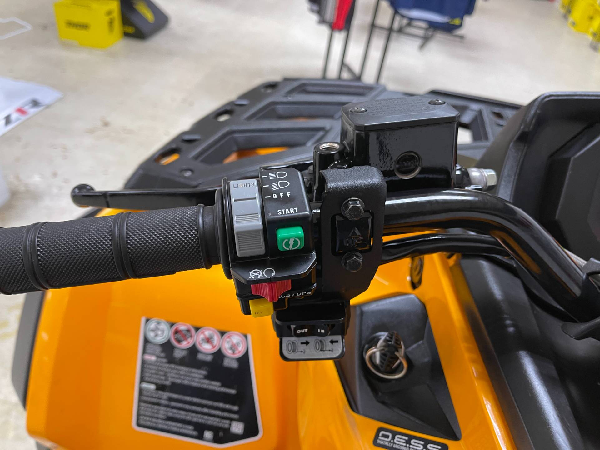 2019 Can-Am Outlander DPS 850 in Herkimer, New York - Photo 25
