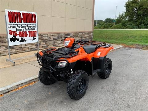 2018 Honda FourTrax Foreman Rubicon 4x4 EPS in Herkimer, New York - Photo 3