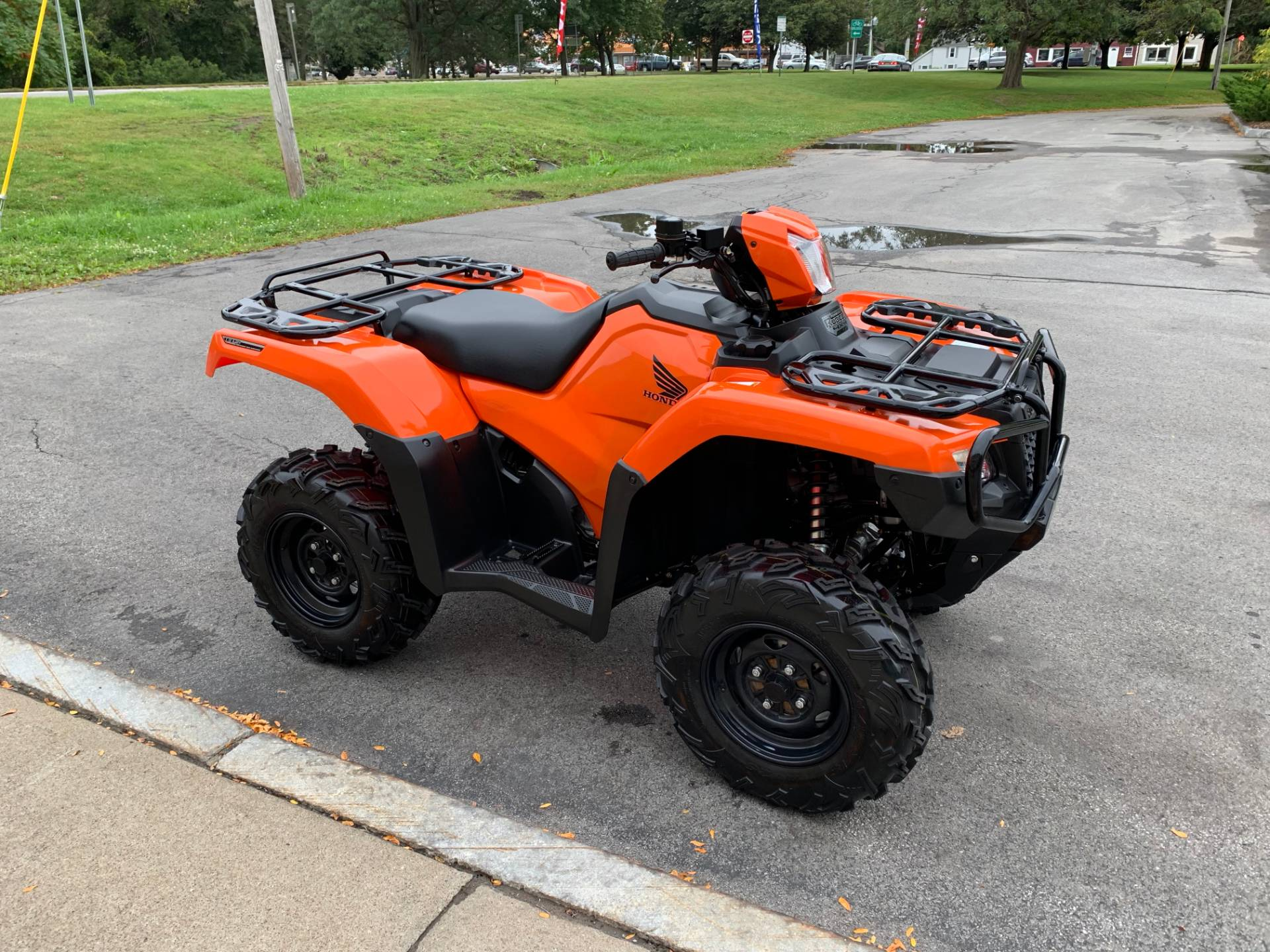 2018 Honda FourTrax Foreman Rubicon 4x4 EPS in Herkimer, New York - Photo 6