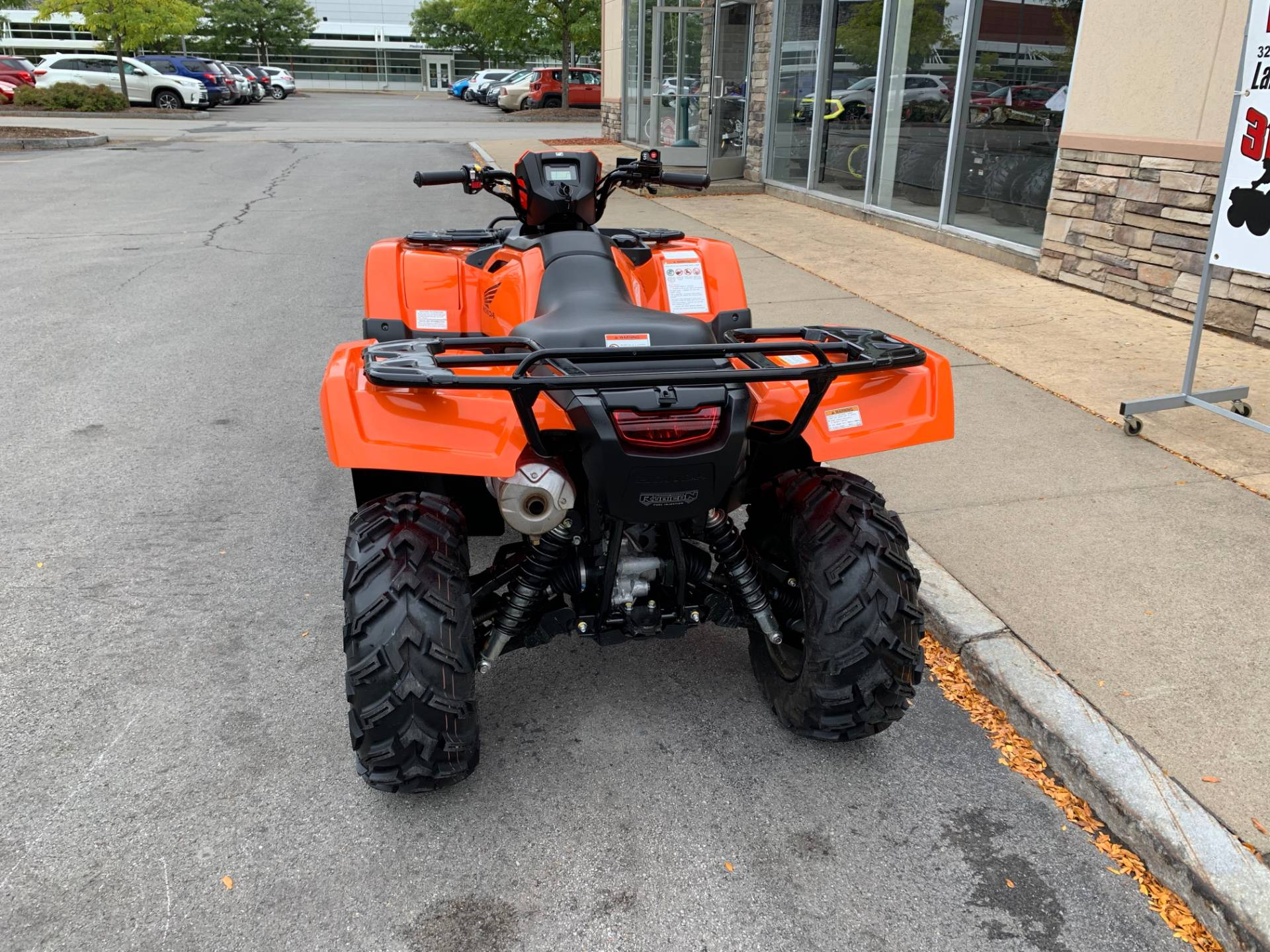 2018 Honda FourTrax Foreman Rubicon 4x4 EPS in Herkimer, New York - Photo 11