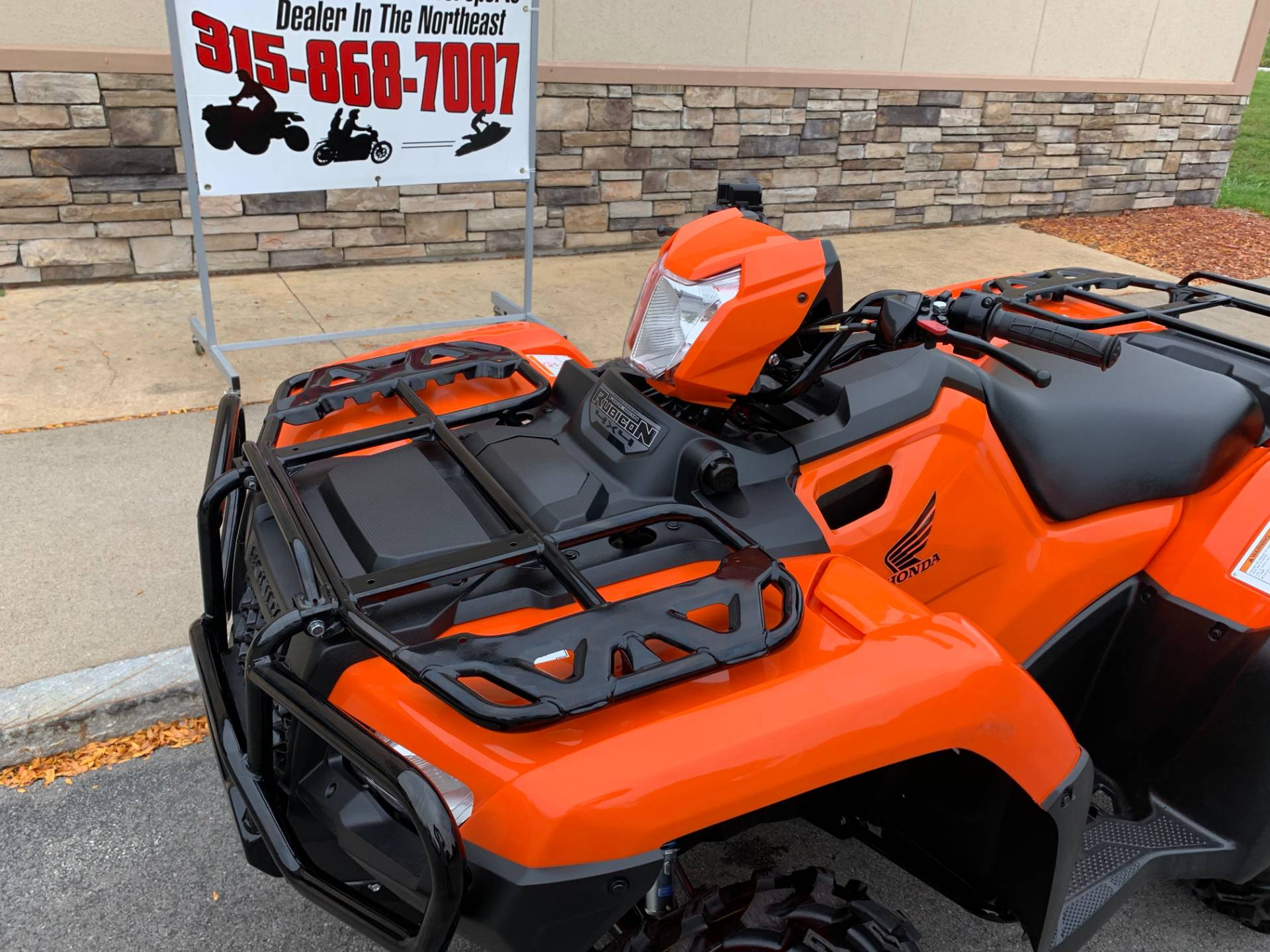 2018 Honda FourTrax Foreman Rubicon 4x4 EPS in Herkimer, New York - Photo 19