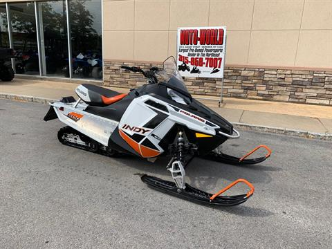 2019 Polaris 600 INDY 121 ES in Herkimer, New York - Photo 2