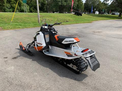 2019 Polaris 600 INDY 121 ES in Herkimer, New York - Photo 5