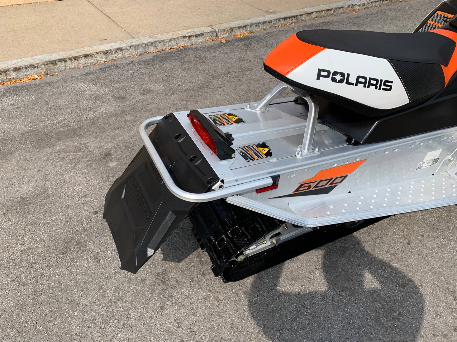 2019 Polaris 600 INDY 121 ES in Herkimer, New York - Photo 13