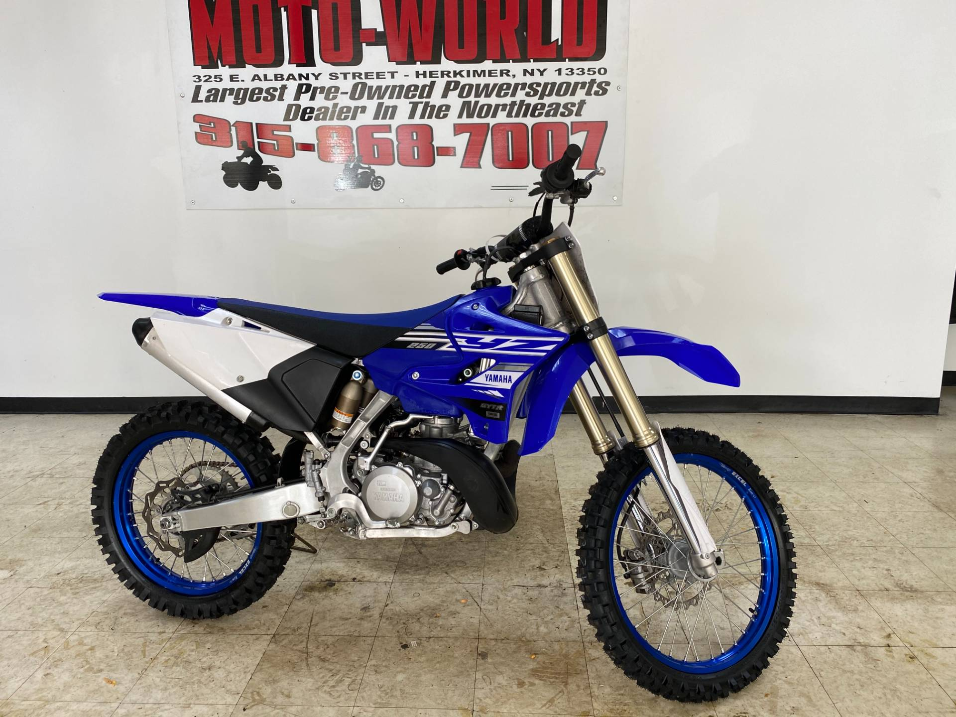 2019 Yamaha YZ250 in Herkimer, New York - Photo 1
