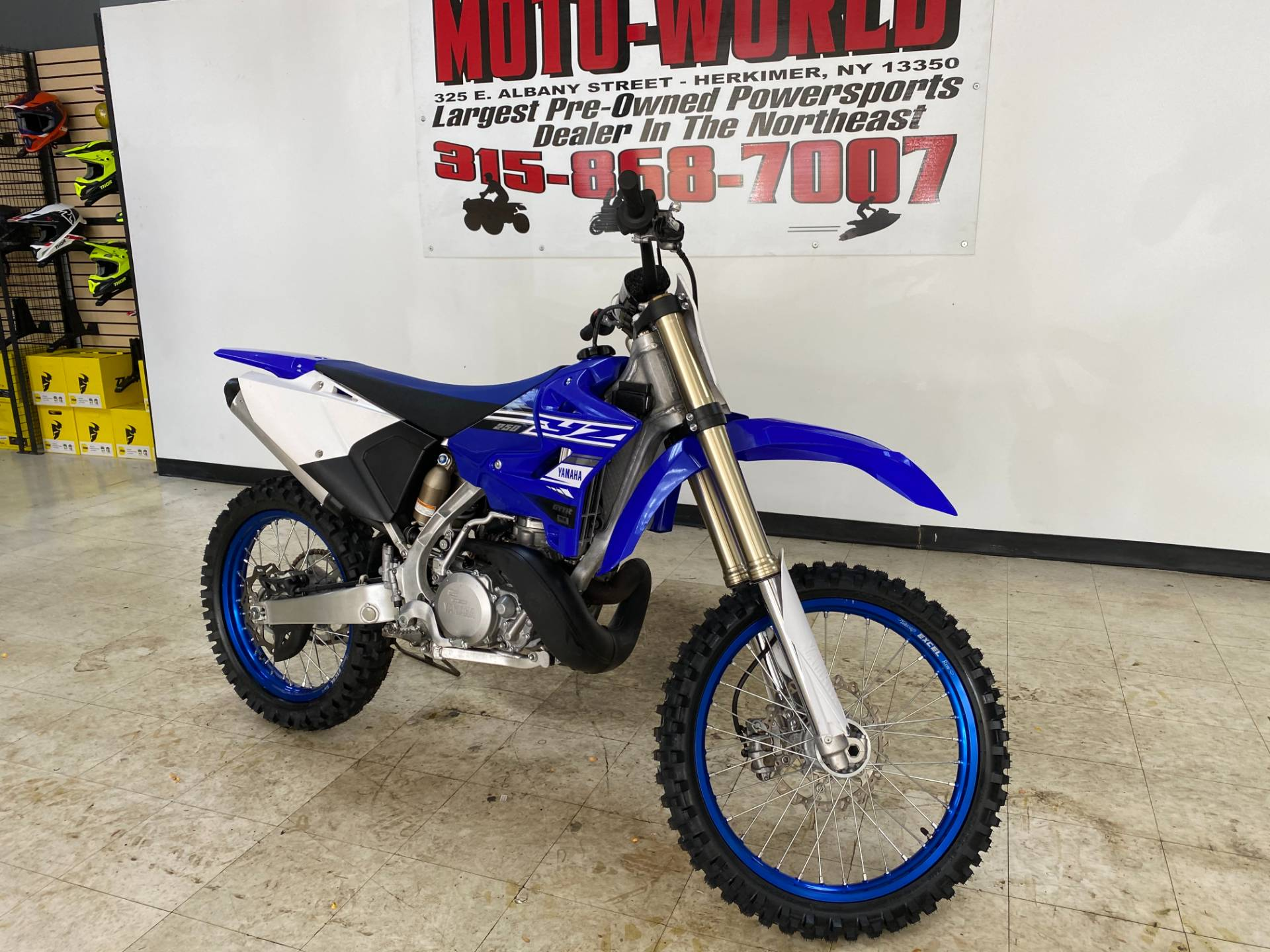 2019 Yamaha YZ250 in Herkimer, New York - Photo 3