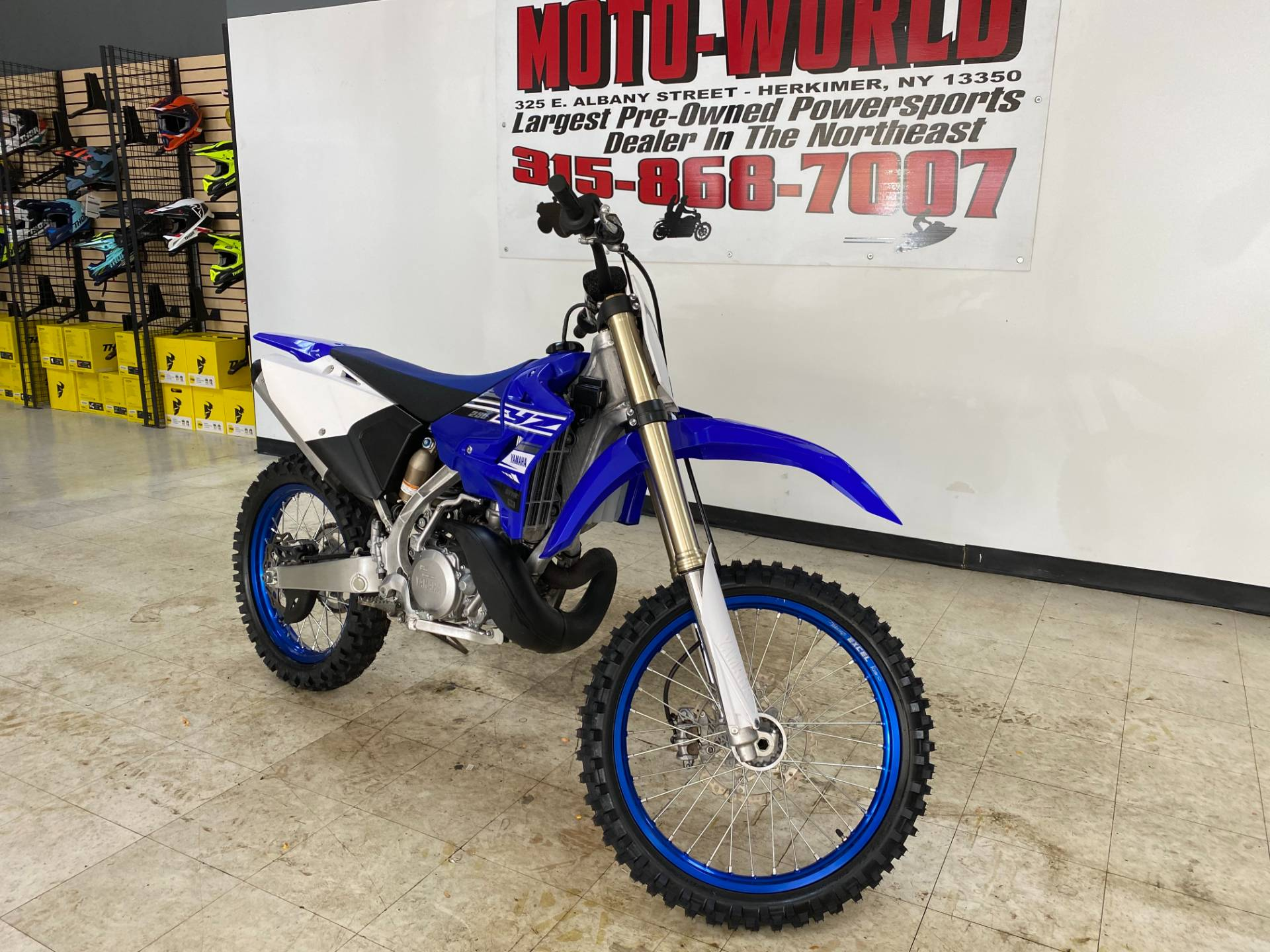 2019 Yamaha YZ250 in Herkimer, New York - Photo 4