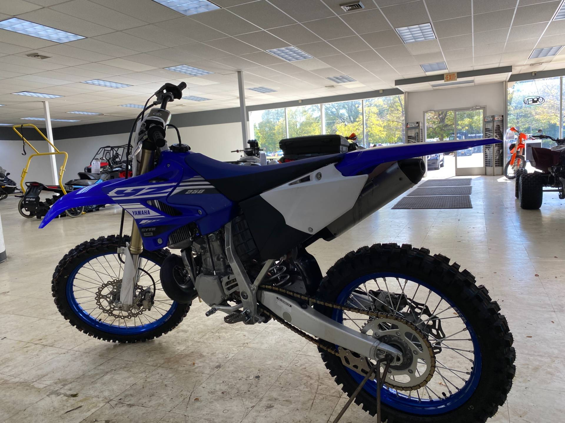 2019 Yamaha YZ250 in Herkimer, New York - Photo 8