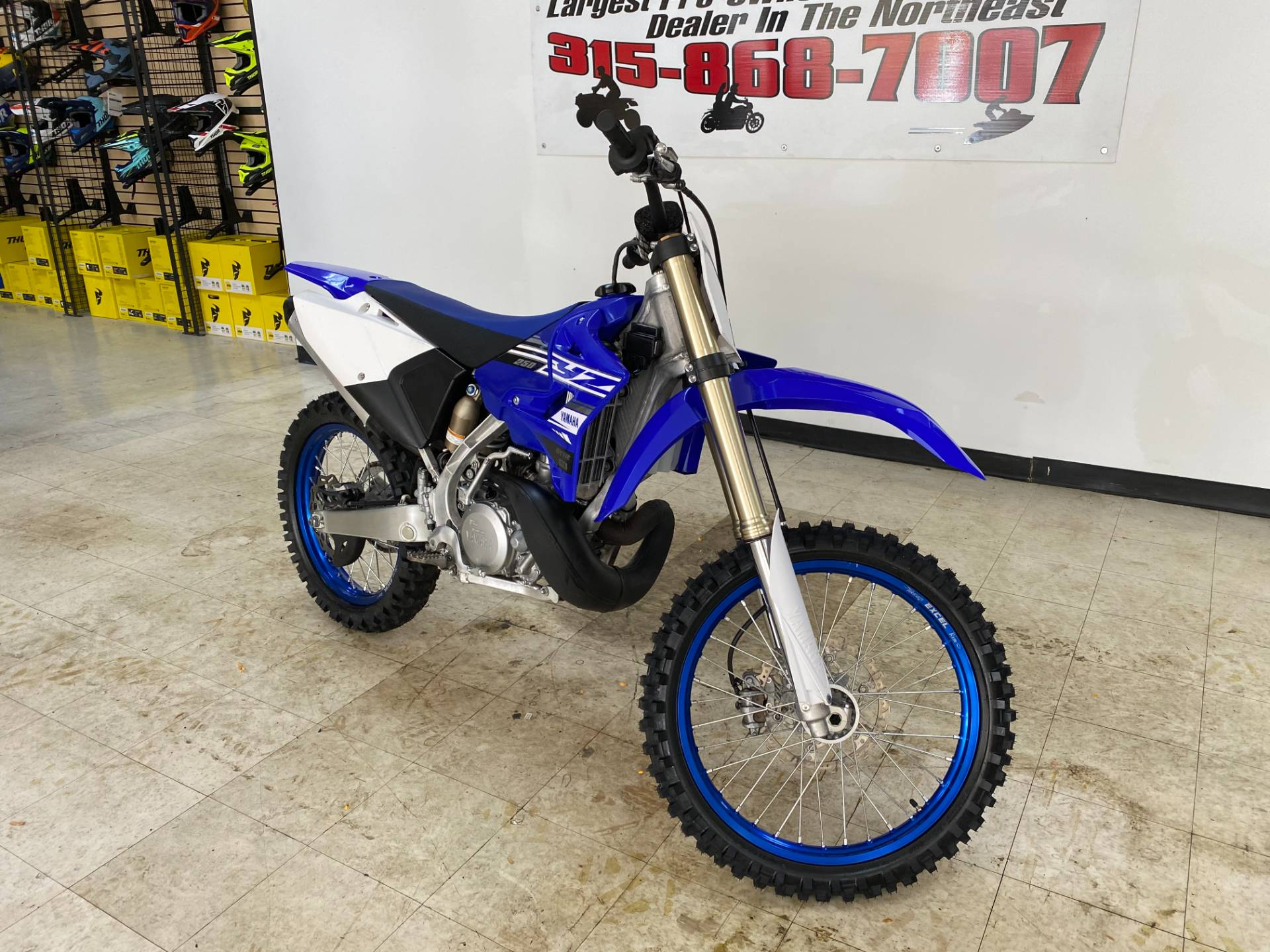2019 Yamaha YZ250 in Herkimer, New York - Photo 13