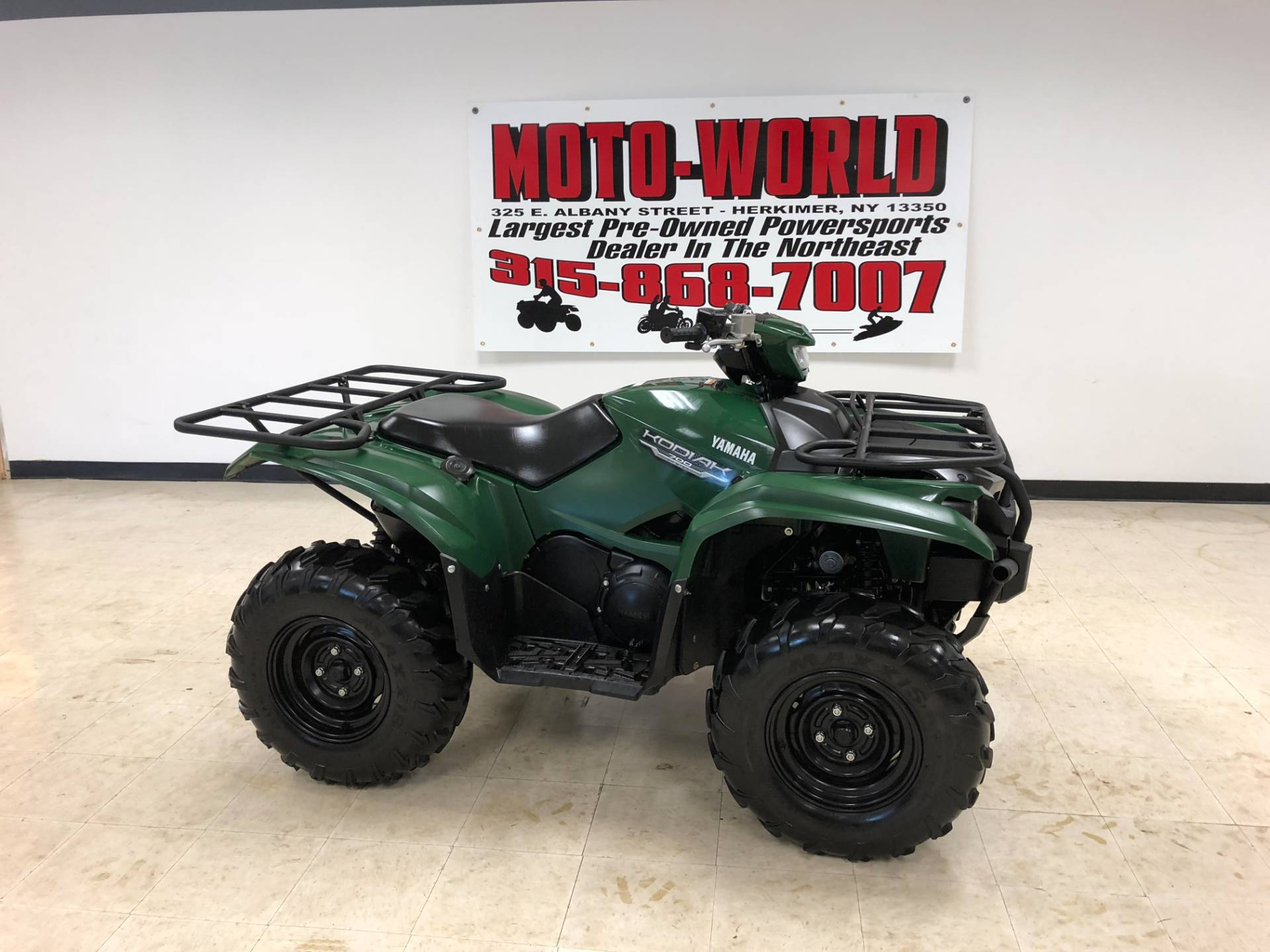 2017 Yamaha Kodiak 700 EPS in Herkimer, New York
