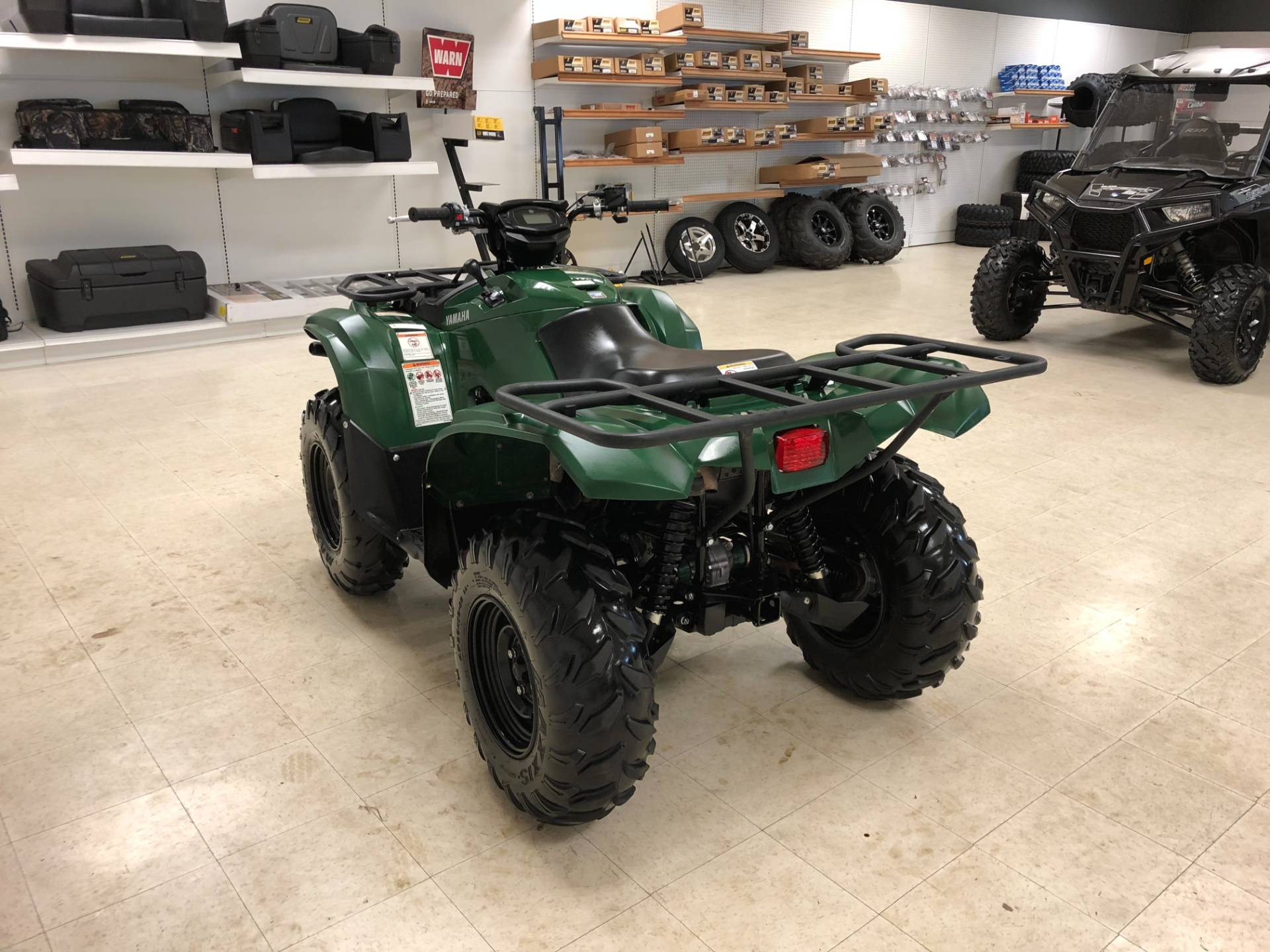 2017 Yamaha Kodiak 700 EPS 5
