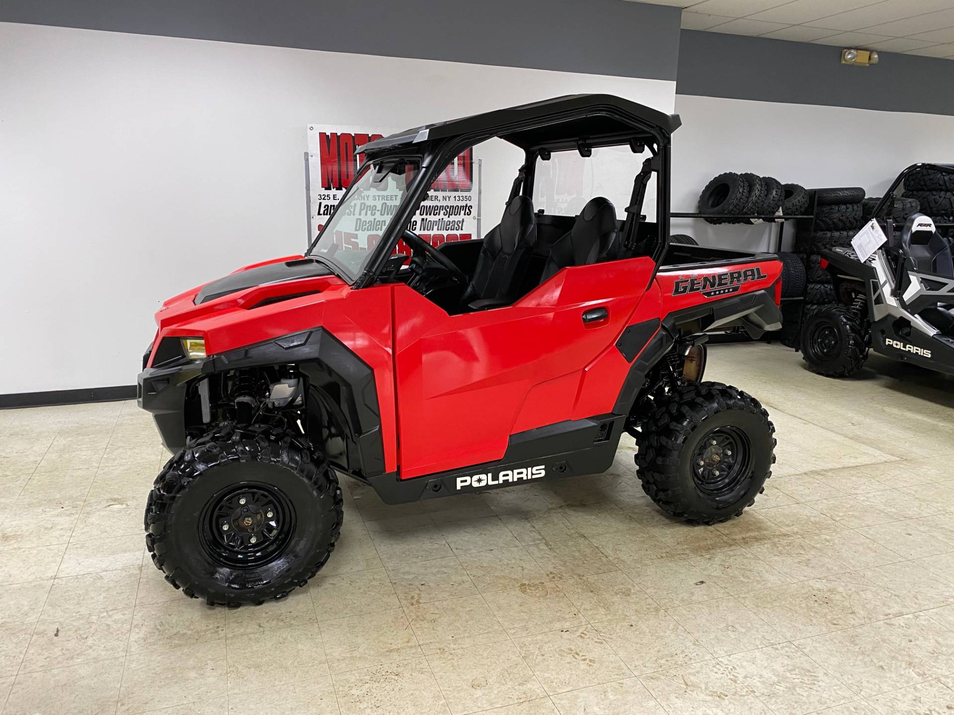 2018 Polaris General 1000 EPS in Herkimer, New York - Photo 2