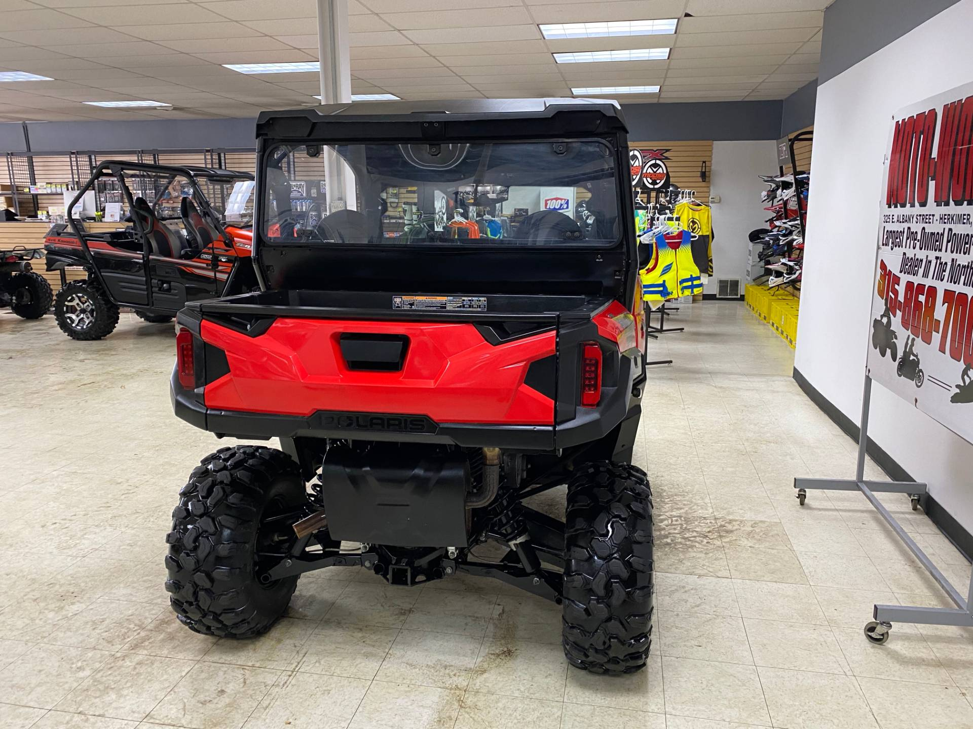 2018 Polaris General 1000 EPS in Herkimer, New York - Photo 11