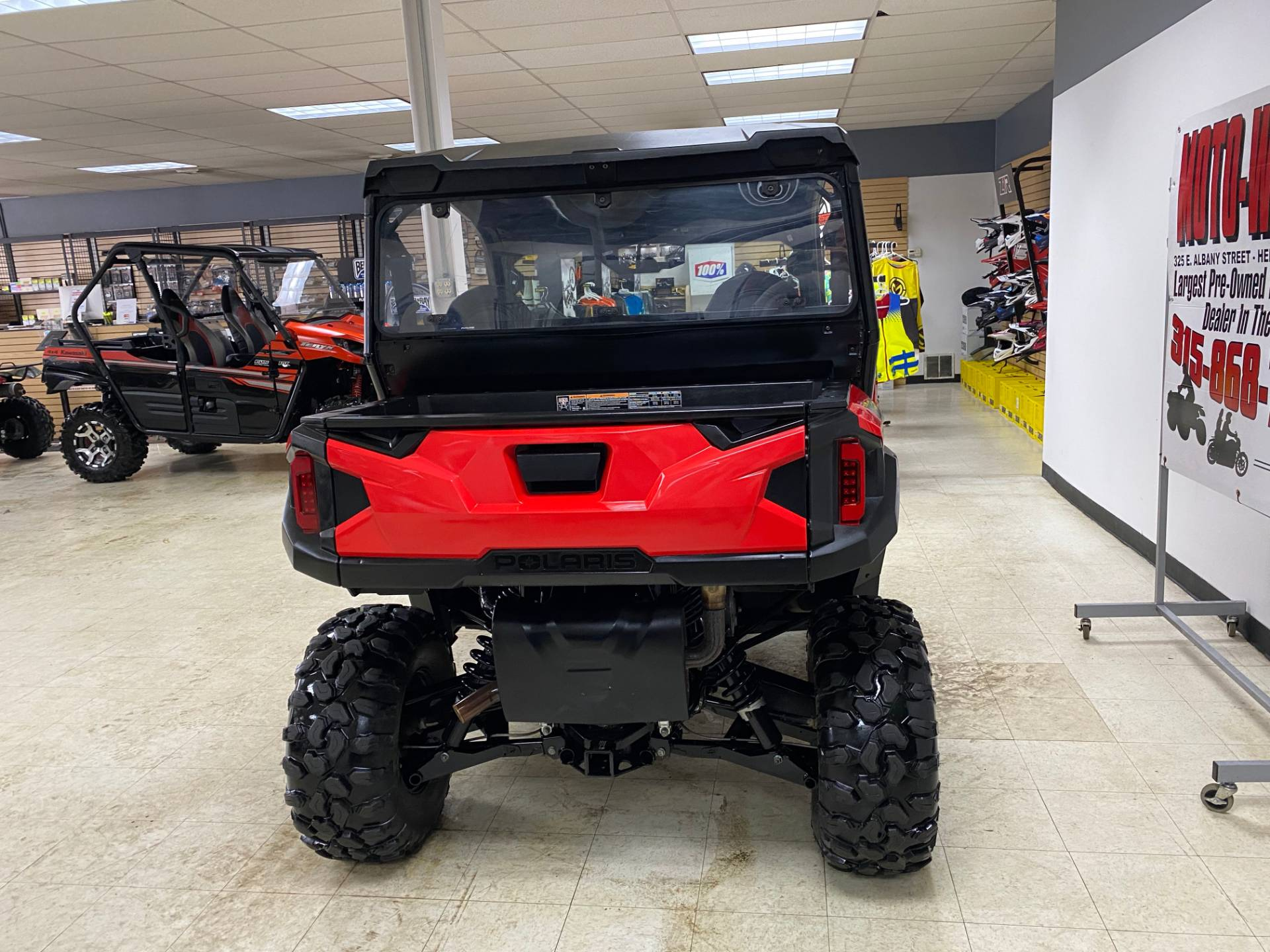2018 Polaris General 1000 EPS in Herkimer, New York - Photo 12