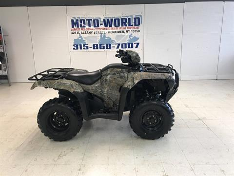 2014 Honda FourTrax® Foreman® 4x4 in Herkimer, New York