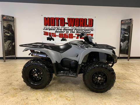 2018 Yamaha Kodiak 450 EPS in Herkimer, New York