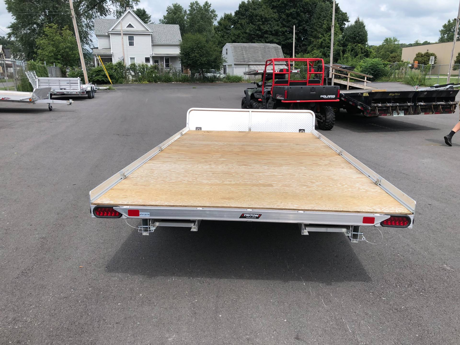 2018 Triton Trailers ATV128-2-TR in Herkimer, New York - Photo 4