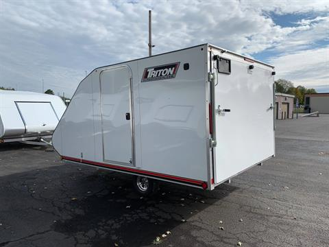 2019 Triton Trailers TC128 in Herkimer, New York - Photo 2