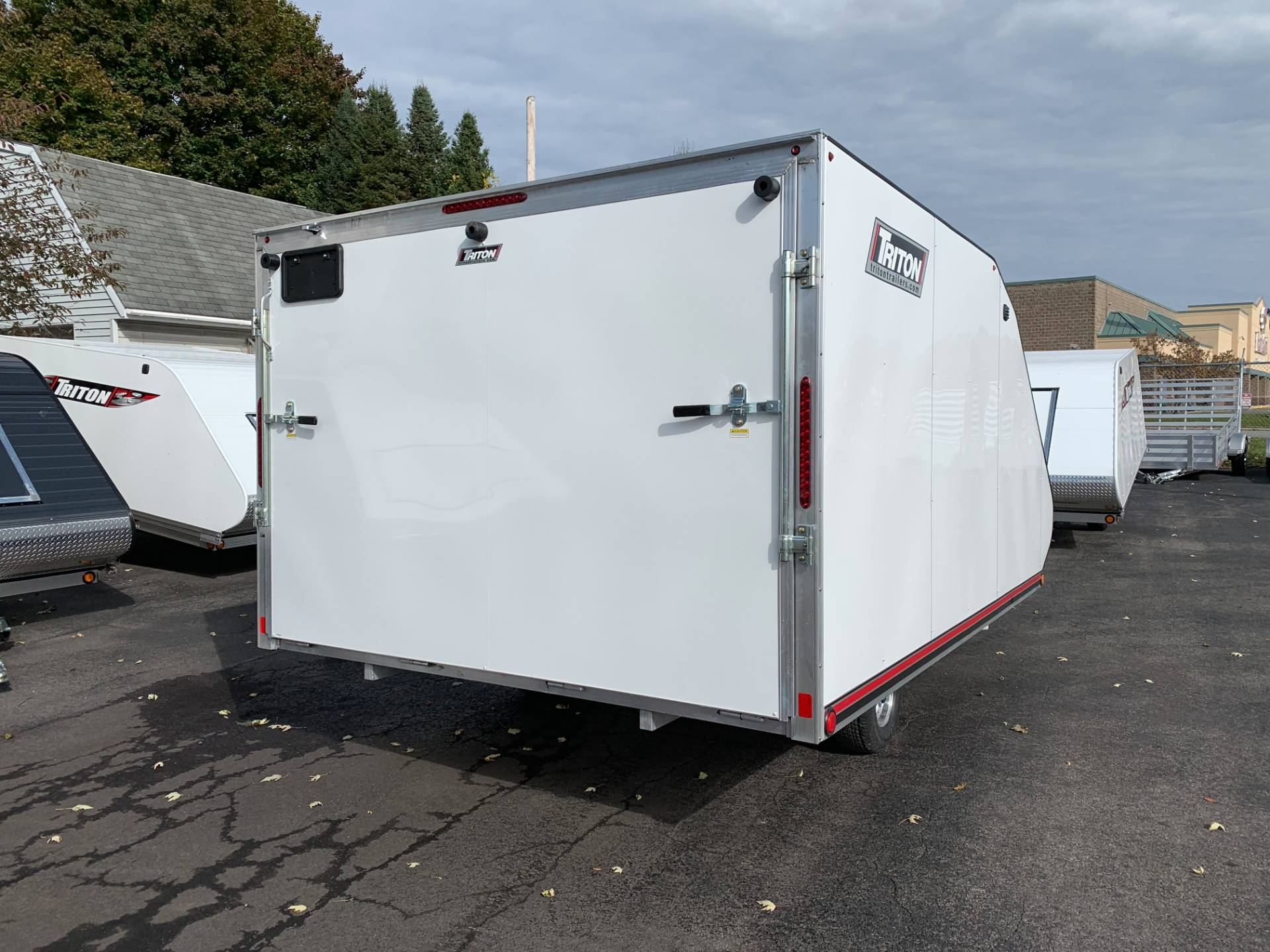 2019 Triton Trailers TC128 in Herkimer, New York - Photo 3