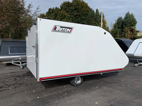 2019 Triton Trailers TC128 in Herkimer, New York - Photo 4