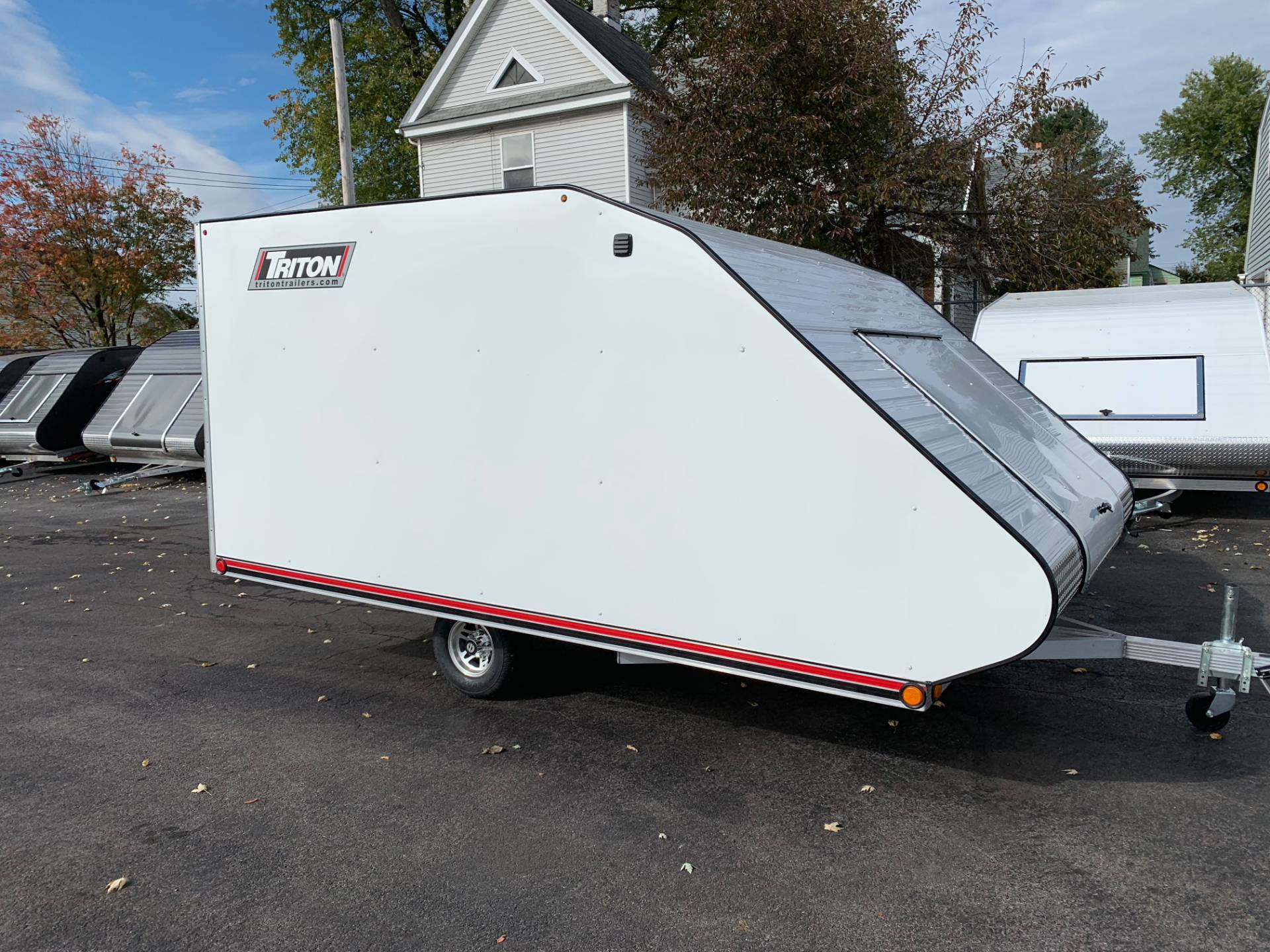 2019 Triton Trailers TC128 in Herkimer, New York - Photo 5