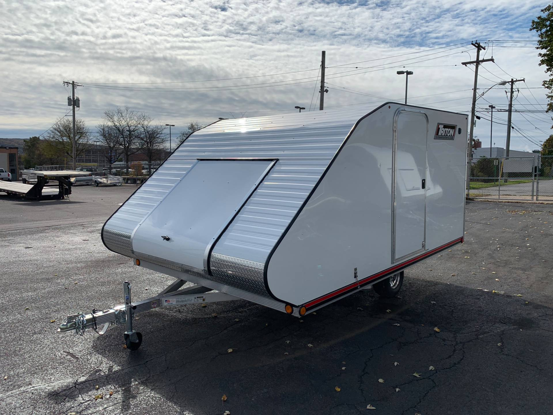 2019 Triton Trailers TC128 in Herkimer, New York - Photo 7