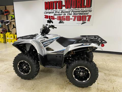2020 Yamaha Grizzly EPS SE in Herkimer, New York - Photo 2