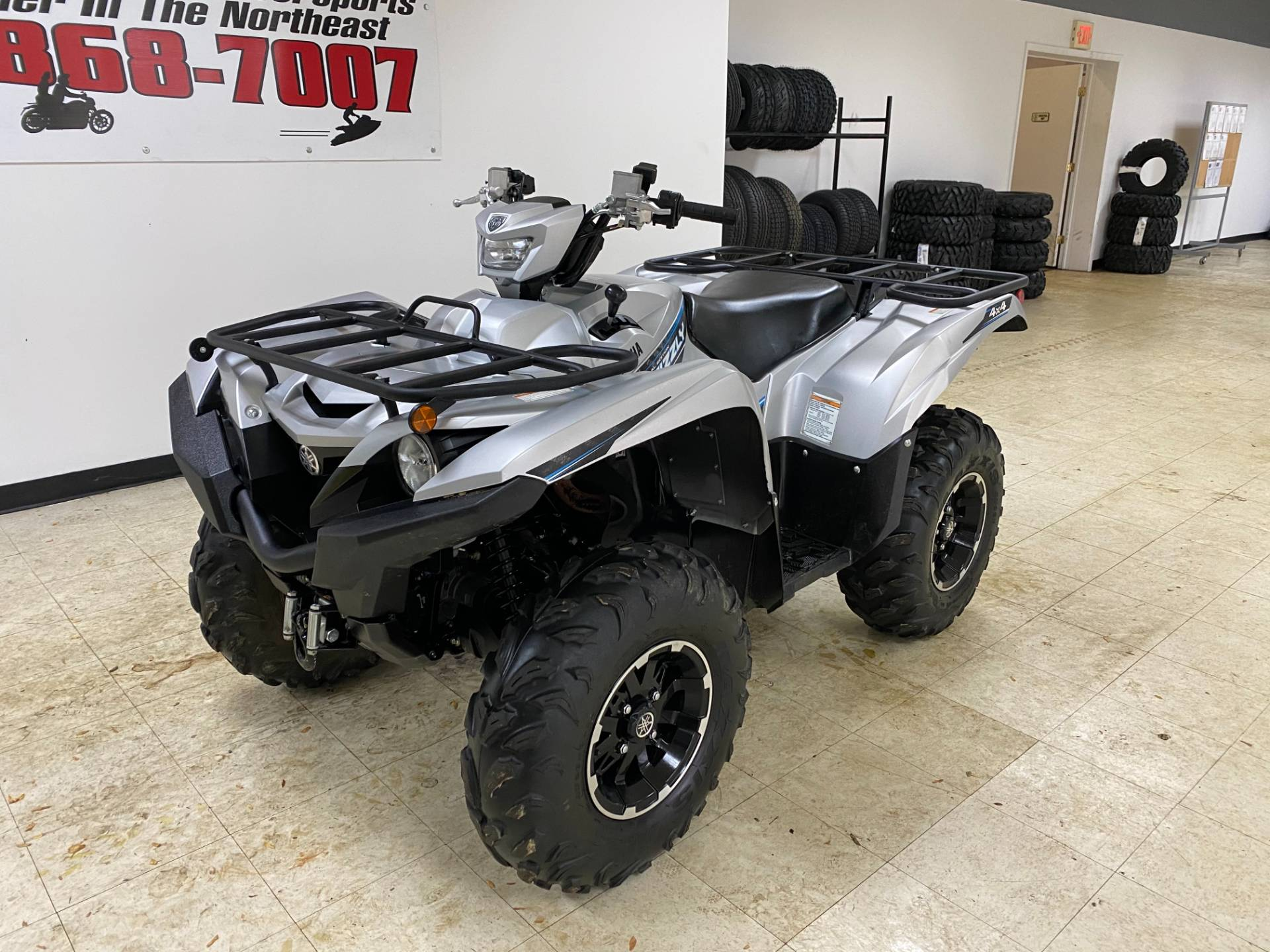 2020 Yamaha Grizzly EPS SE in Herkimer, New York - Photo 4
