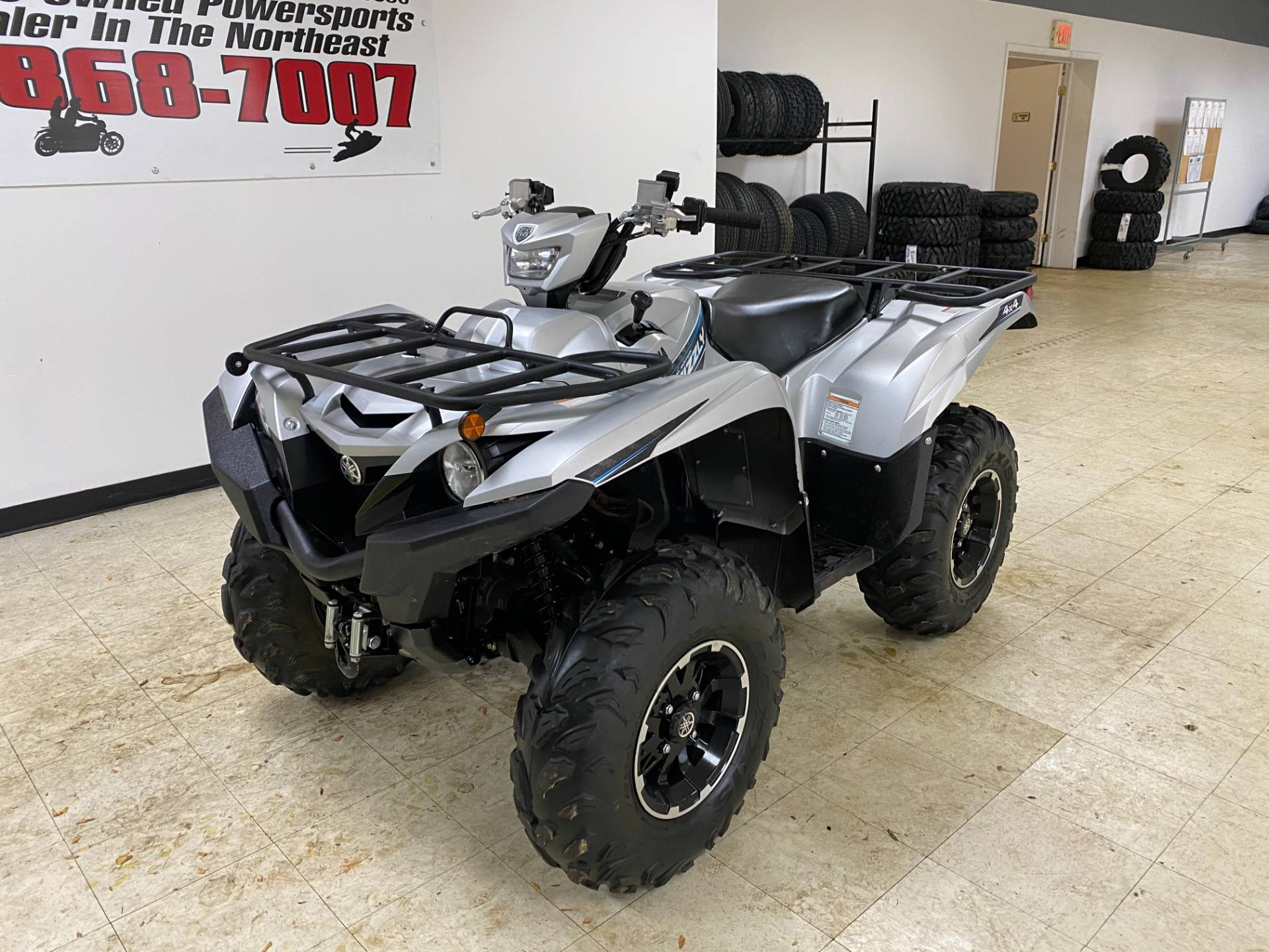 2020 Yamaha Grizzly EPS SE in Herkimer, New York - Photo 5
