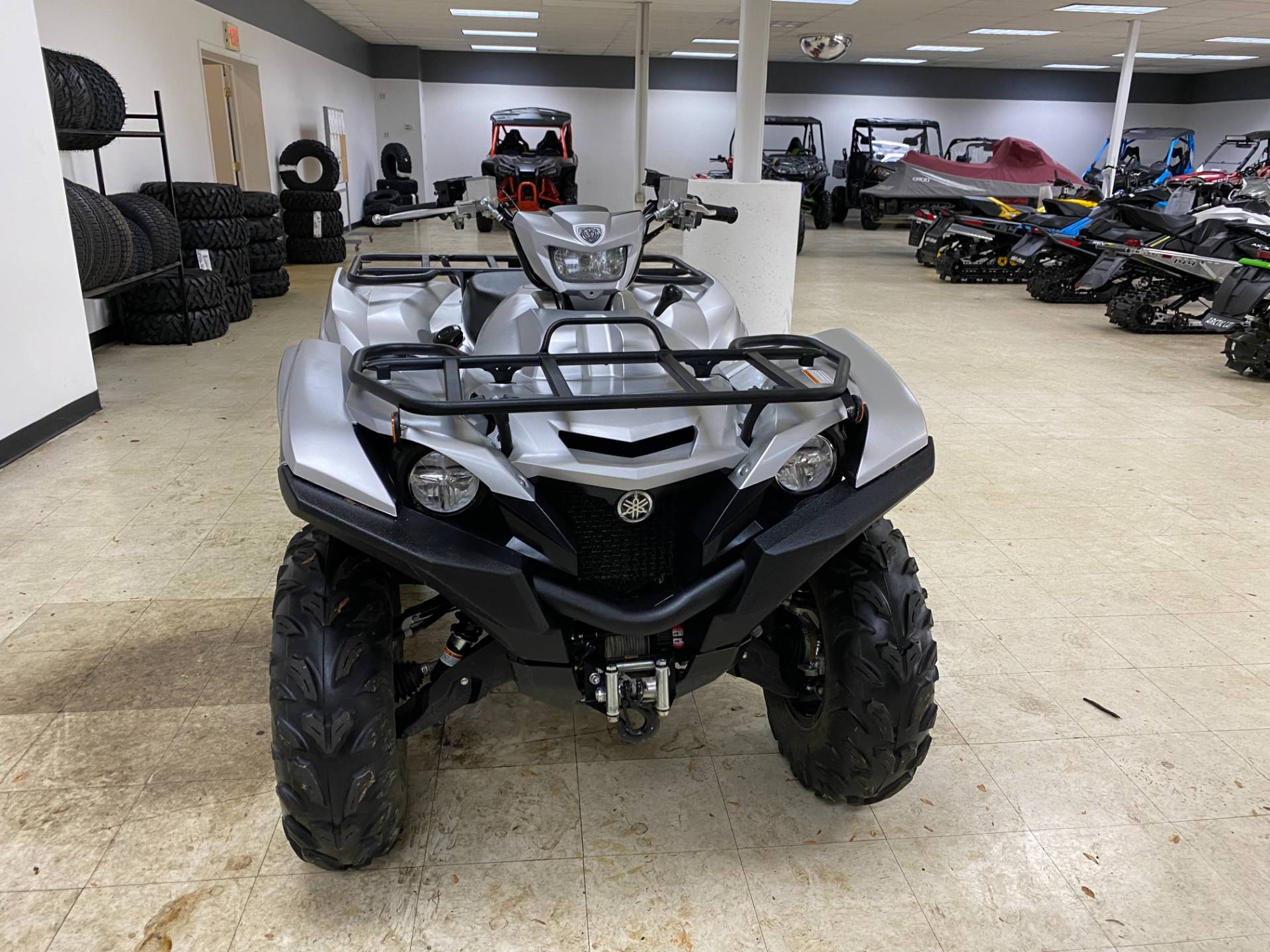 2020 Yamaha Grizzly EPS SE in Herkimer, New York - Photo 6