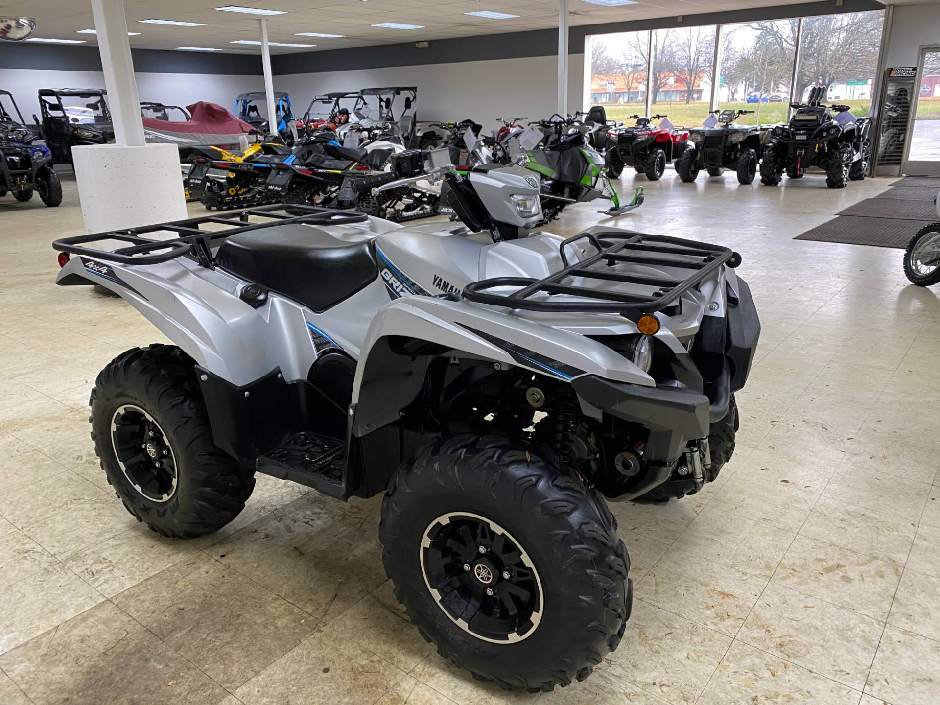 2020 Yamaha Grizzly EPS SE in Herkimer, New York - Photo 7