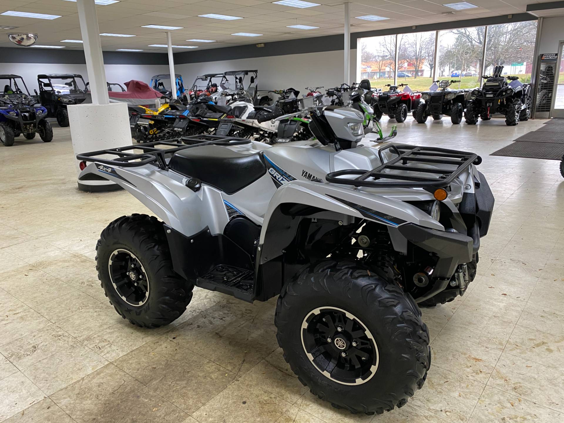 2020 Yamaha Grizzly EPS SE in Herkimer, New York - Photo 9