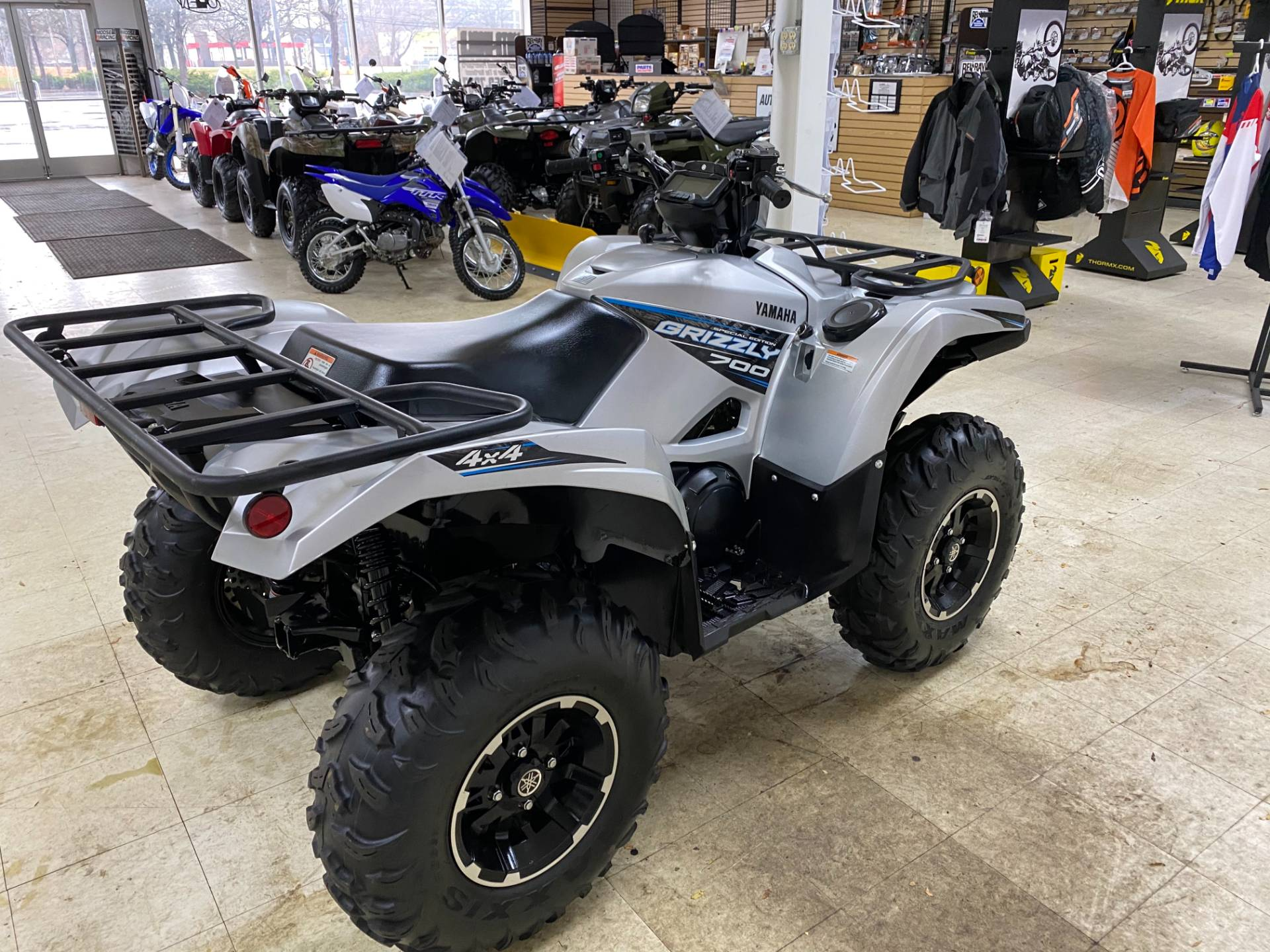 2020 Yamaha Grizzly EPS SE in Herkimer, New York - Photo 10