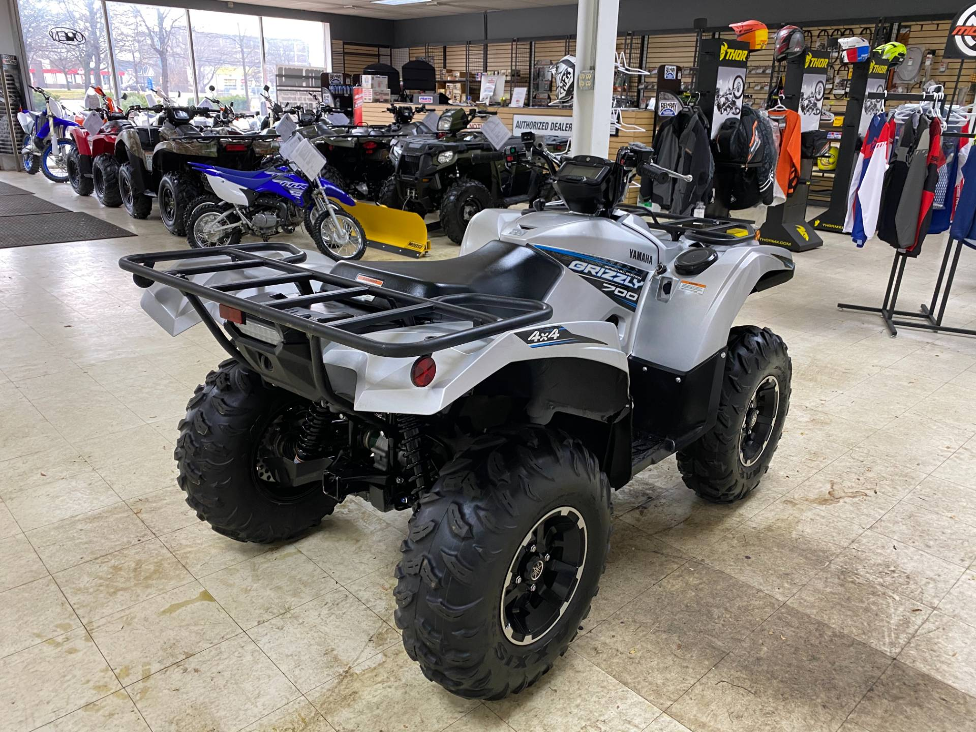 2020 Yamaha Grizzly EPS SE in Herkimer, New York - Photo 12