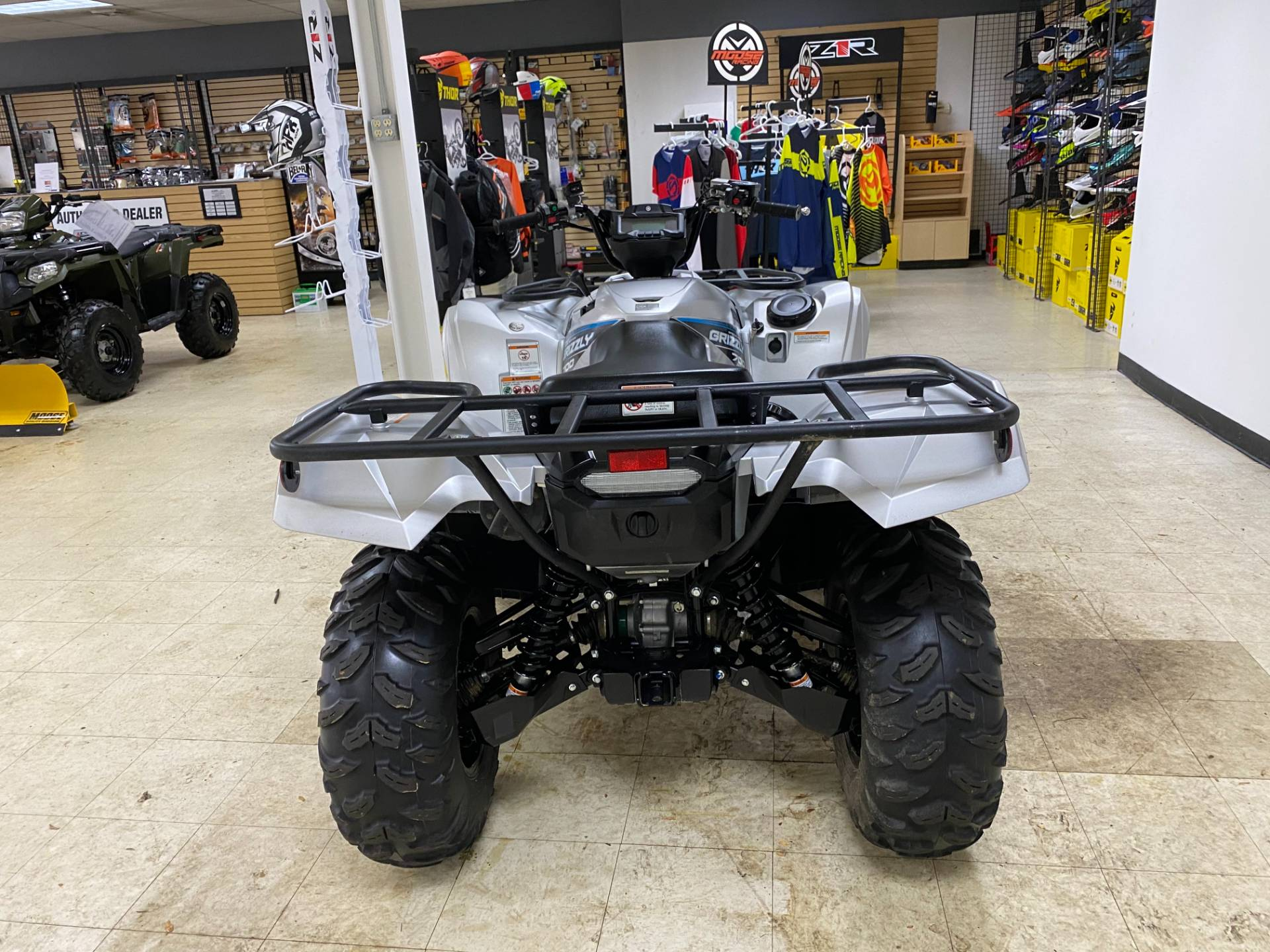 2020 Yamaha Grizzly EPS SE in Herkimer, New York - Photo 16