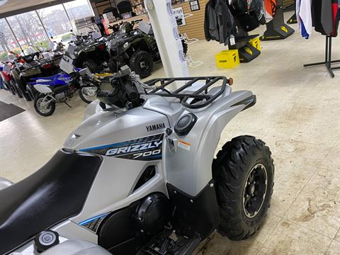 2020 Yamaha Grizzly EPS SE in Herkimer, New York - Photo 20