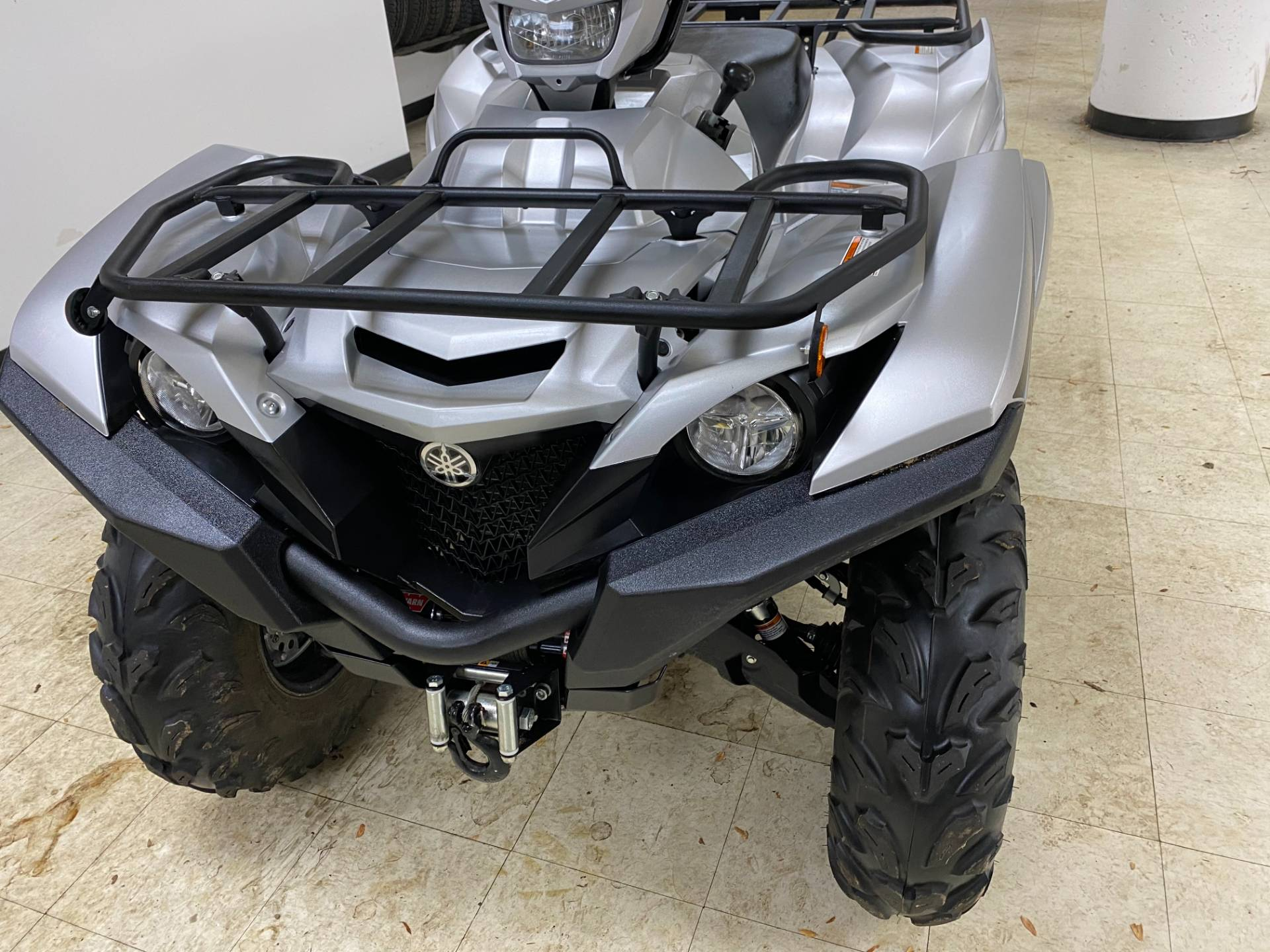 2020 Yamaha Grizzly EPS SE in Herkimer, New York - Photo 21