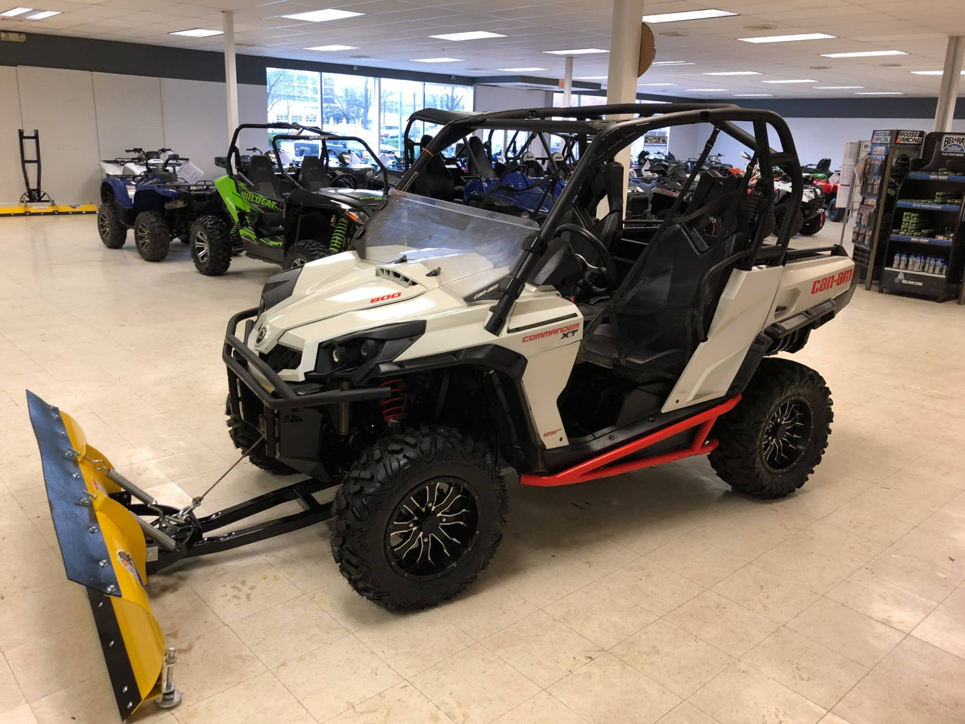 2015 Can-Am Commander™ XT™ 800R in Herkimer, New York