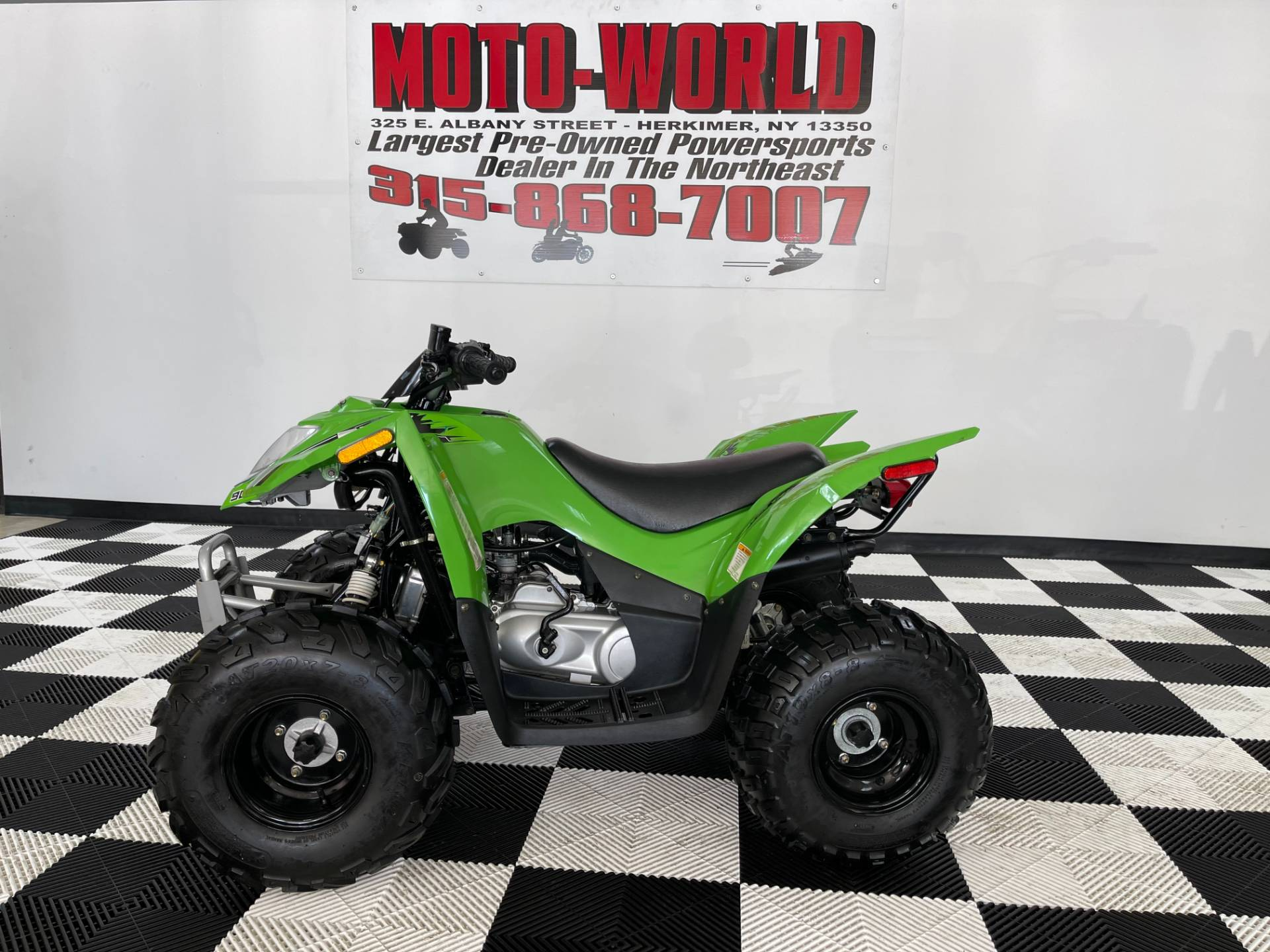 2017 Arctic Cat DVX 90 in Herkimer, New York - Photo 2