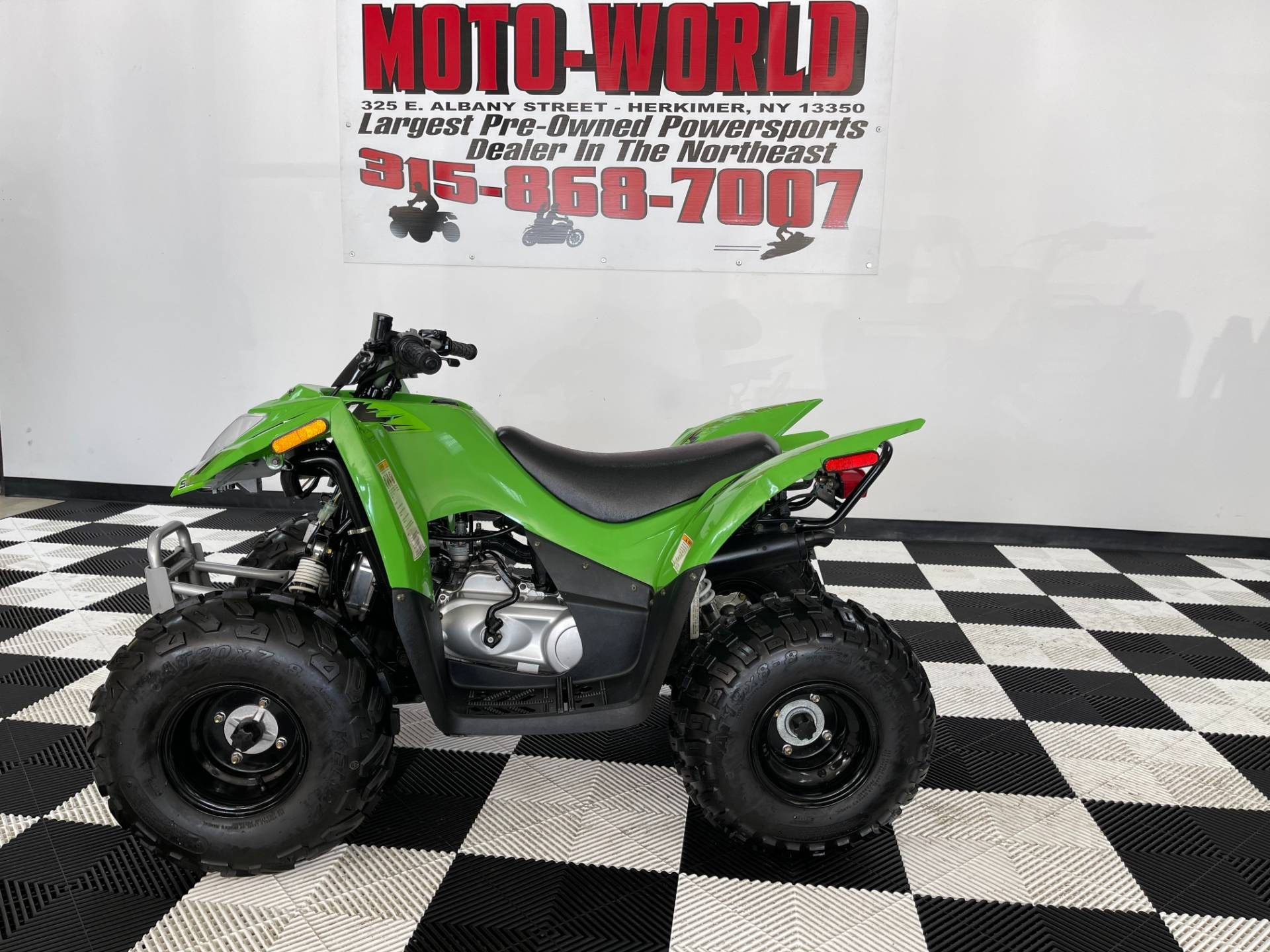 2017 Arctic Cat DVX 90 in Herkimer, New York - Photo 3