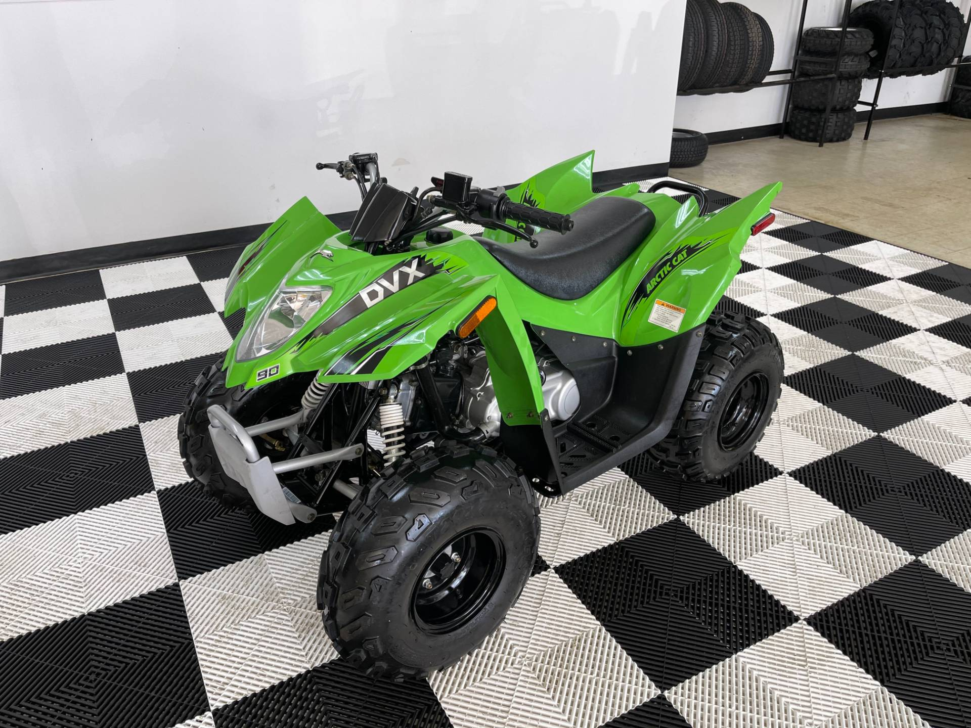 2017 Arctic Cat DVX 90 in Herkimer, New York - Photo 4