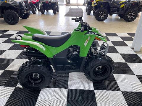 2017 Arctic Cat DVX 90 in Herkimer, New York - Photo 8