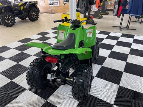 2017 Arctic Cat DVX 90 in Herkimer, New York - Photo 10